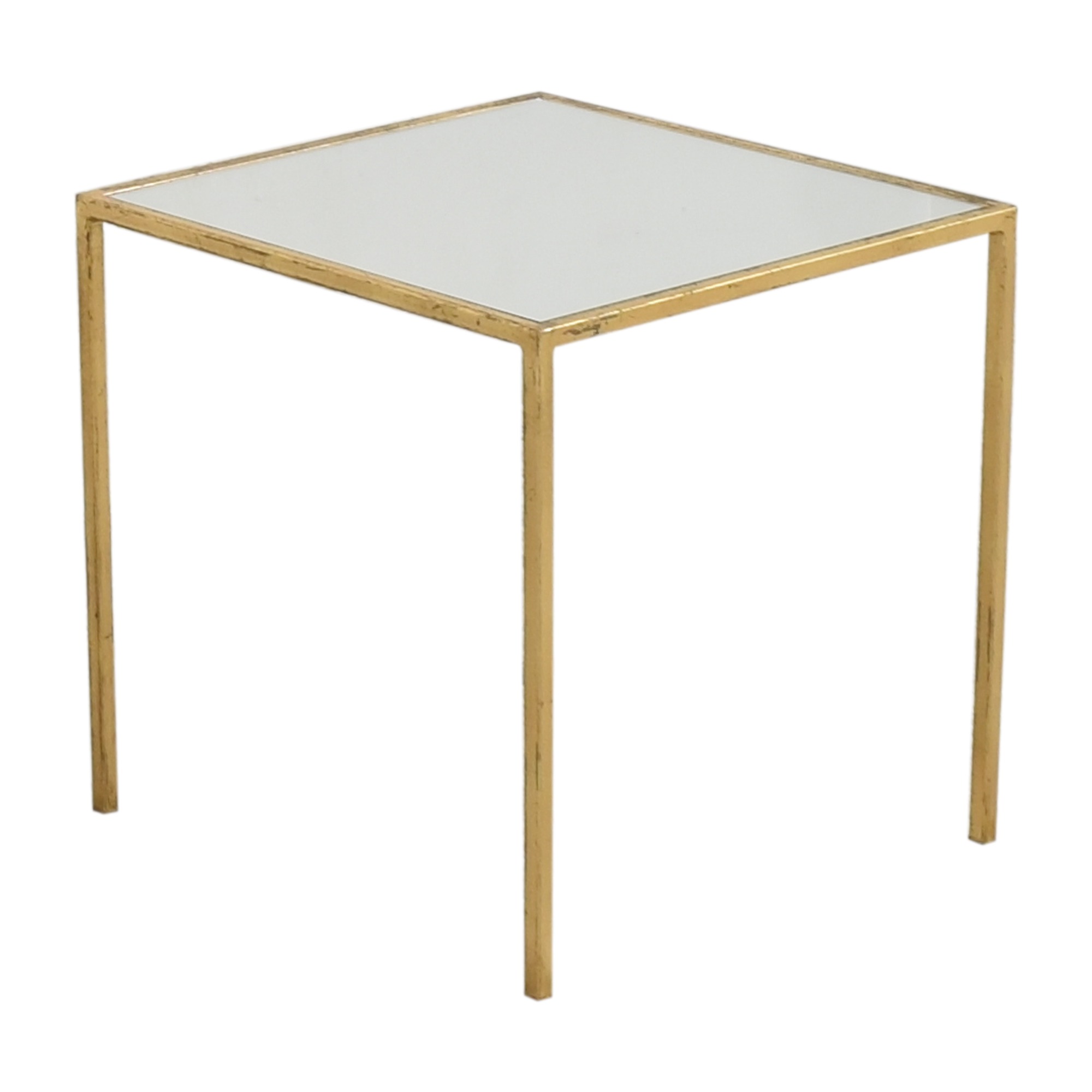 Square Top Accent Table / End Tables