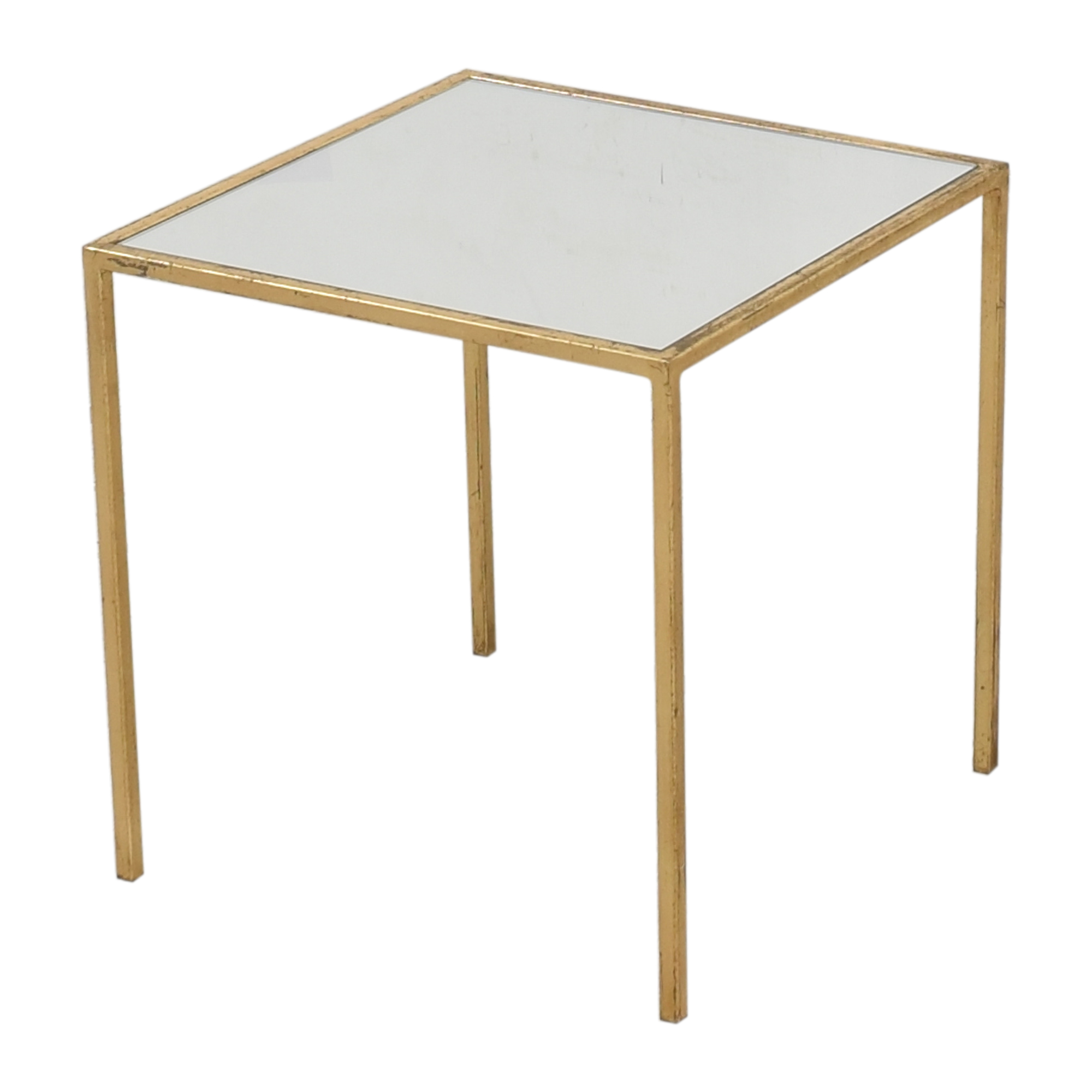 Square Top Accent Table sale
