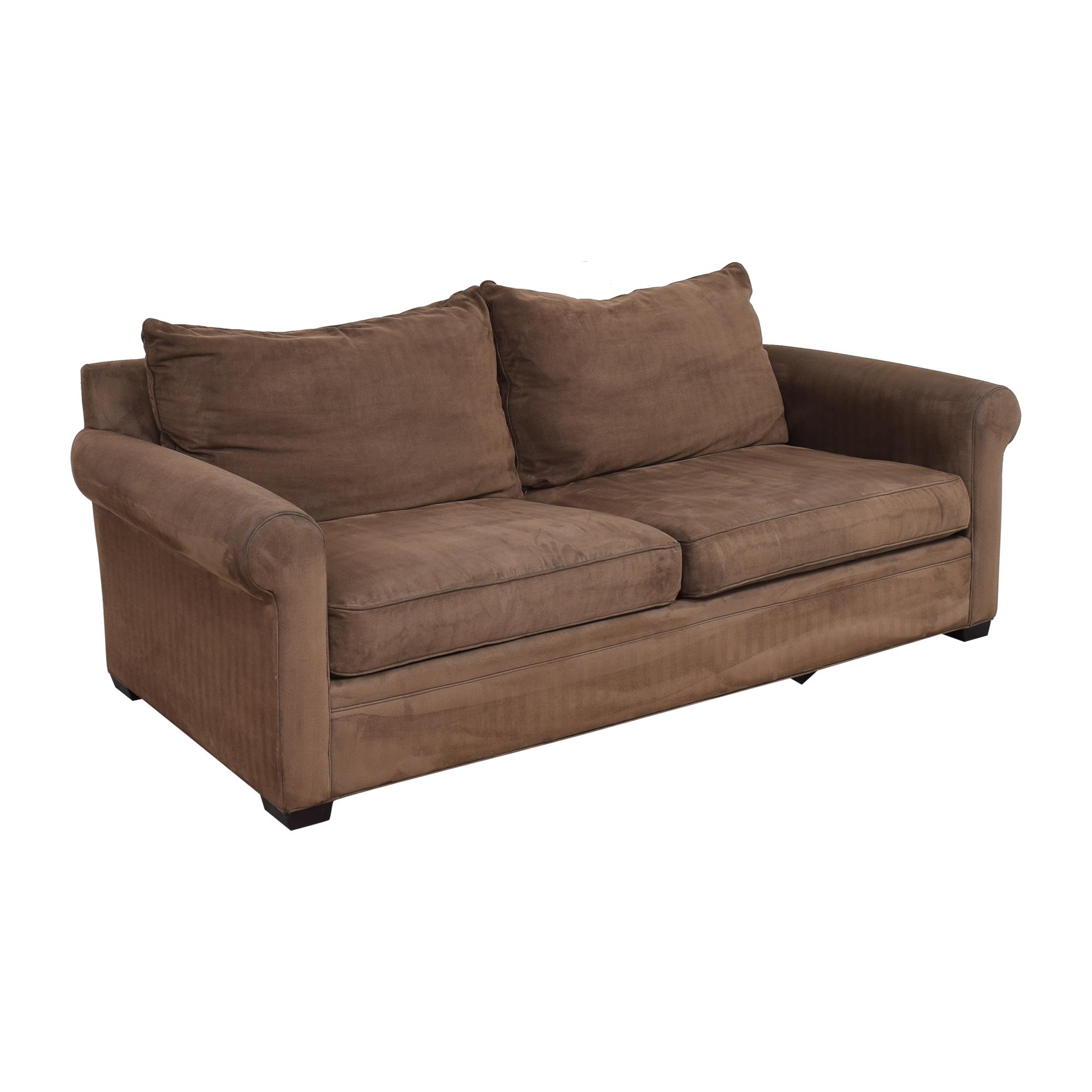 Macy's Modern Concepts Two Cushion Sofa / Classic Sofas