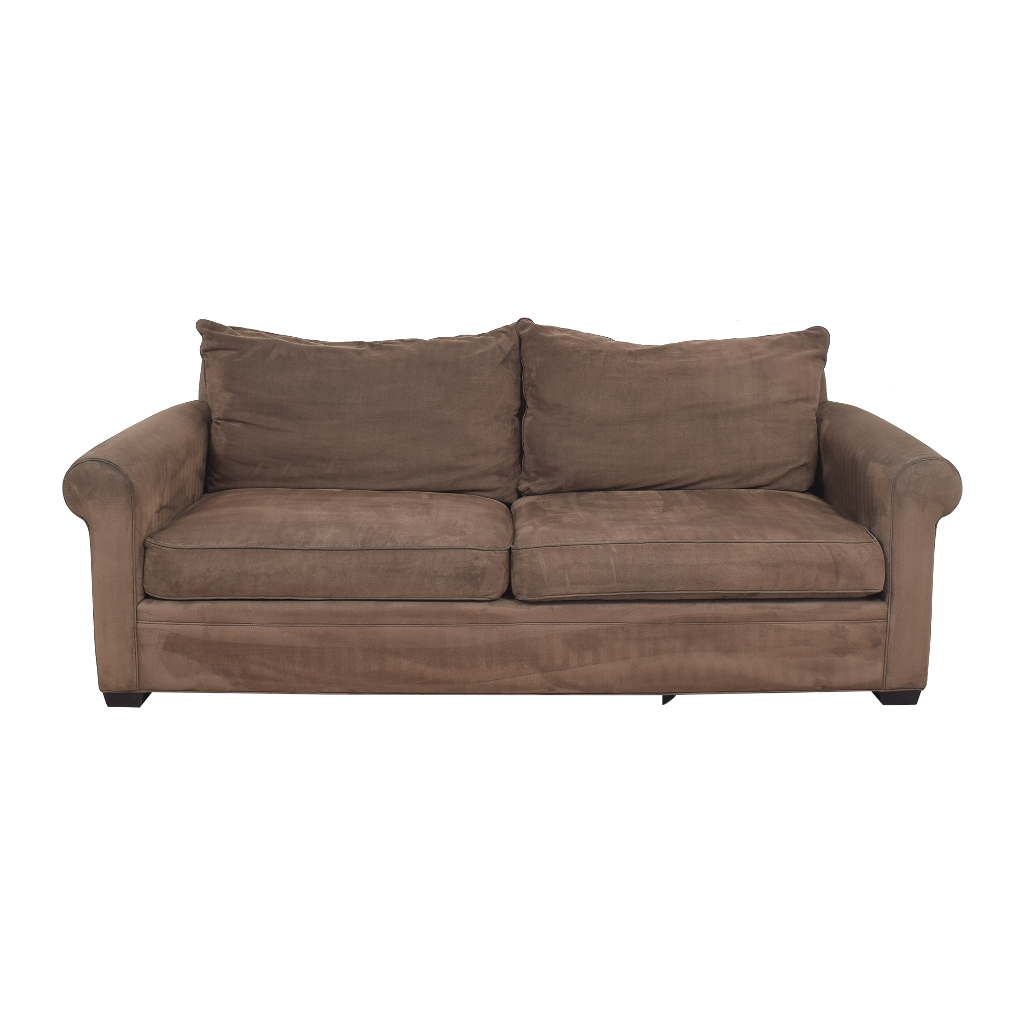 Macy's Macy's Modern Concepts Two Cushion Sofa second hand