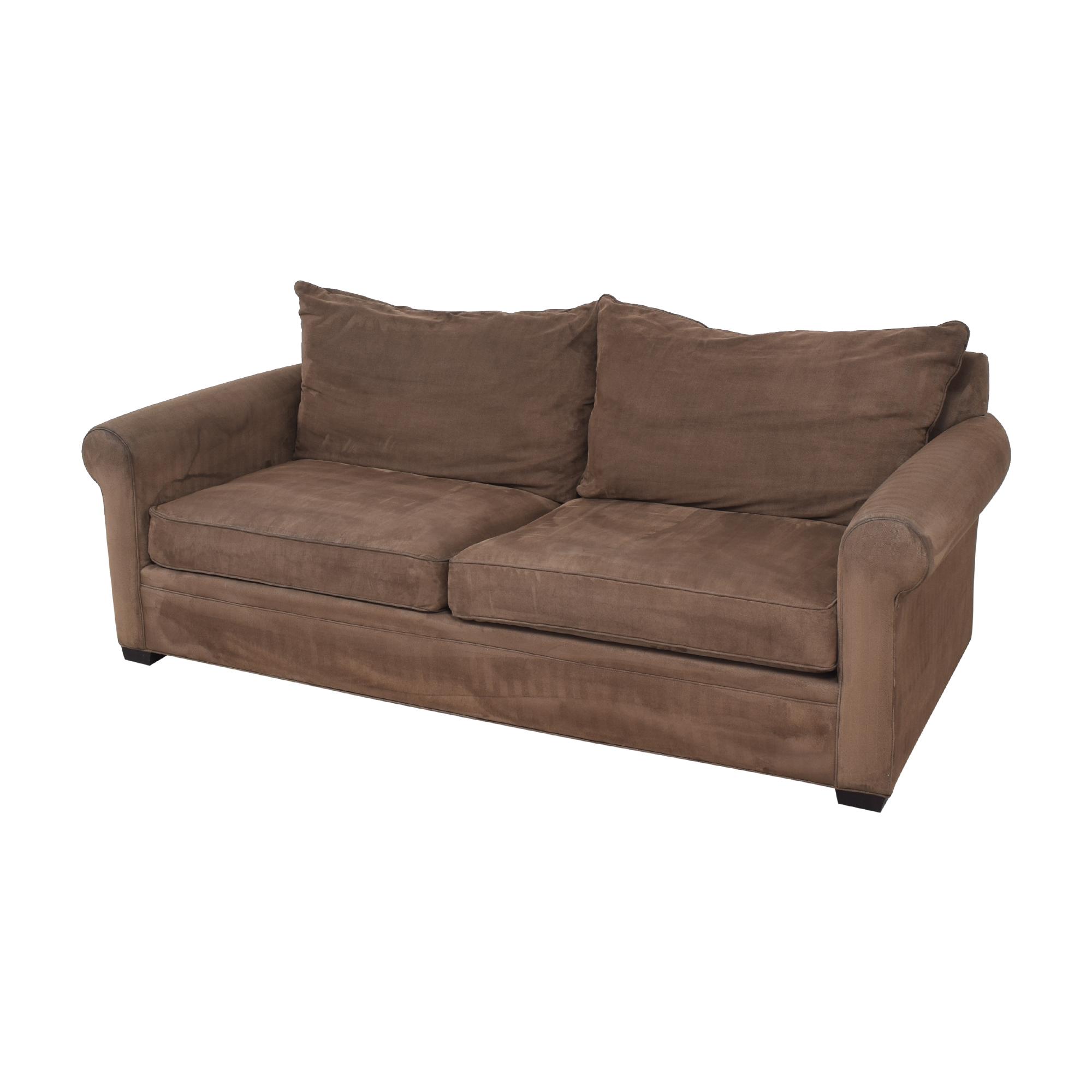 Macy's Macy's Modern Concepts Two Cushion Sofa coupon