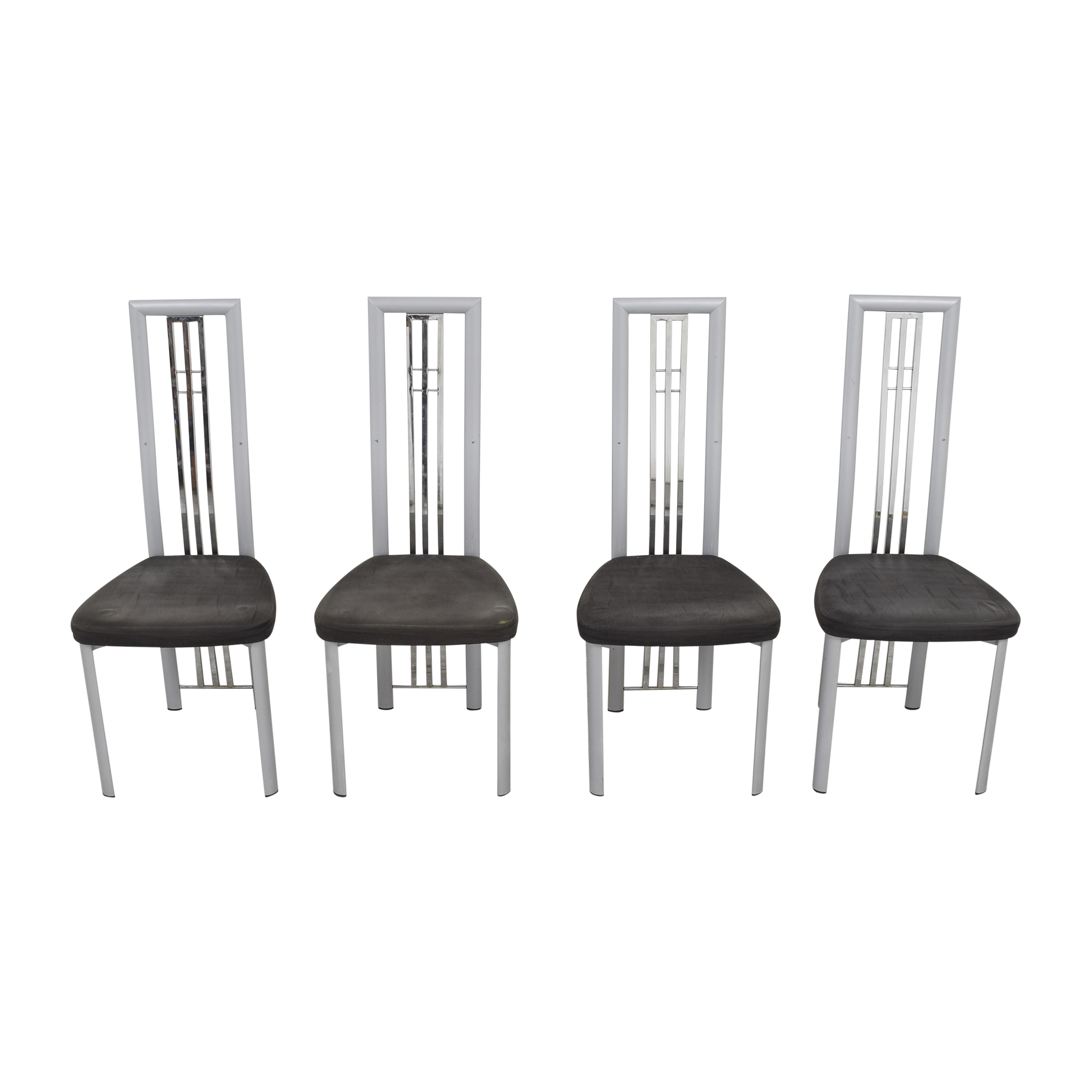 Effezeta Effezeta High Back Dining Chairs nyc