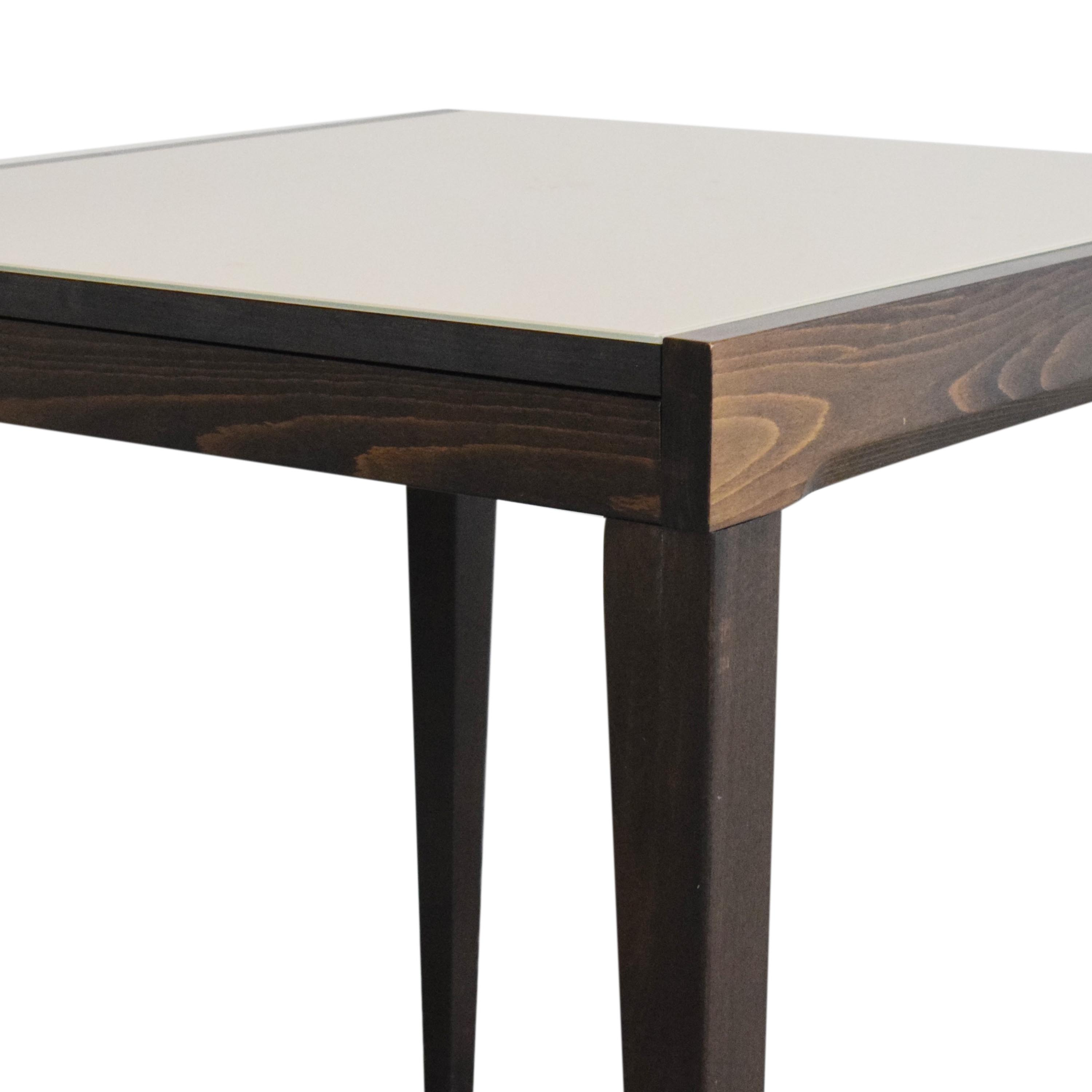 Macy's Macy's Square Extendable Dining Table ma