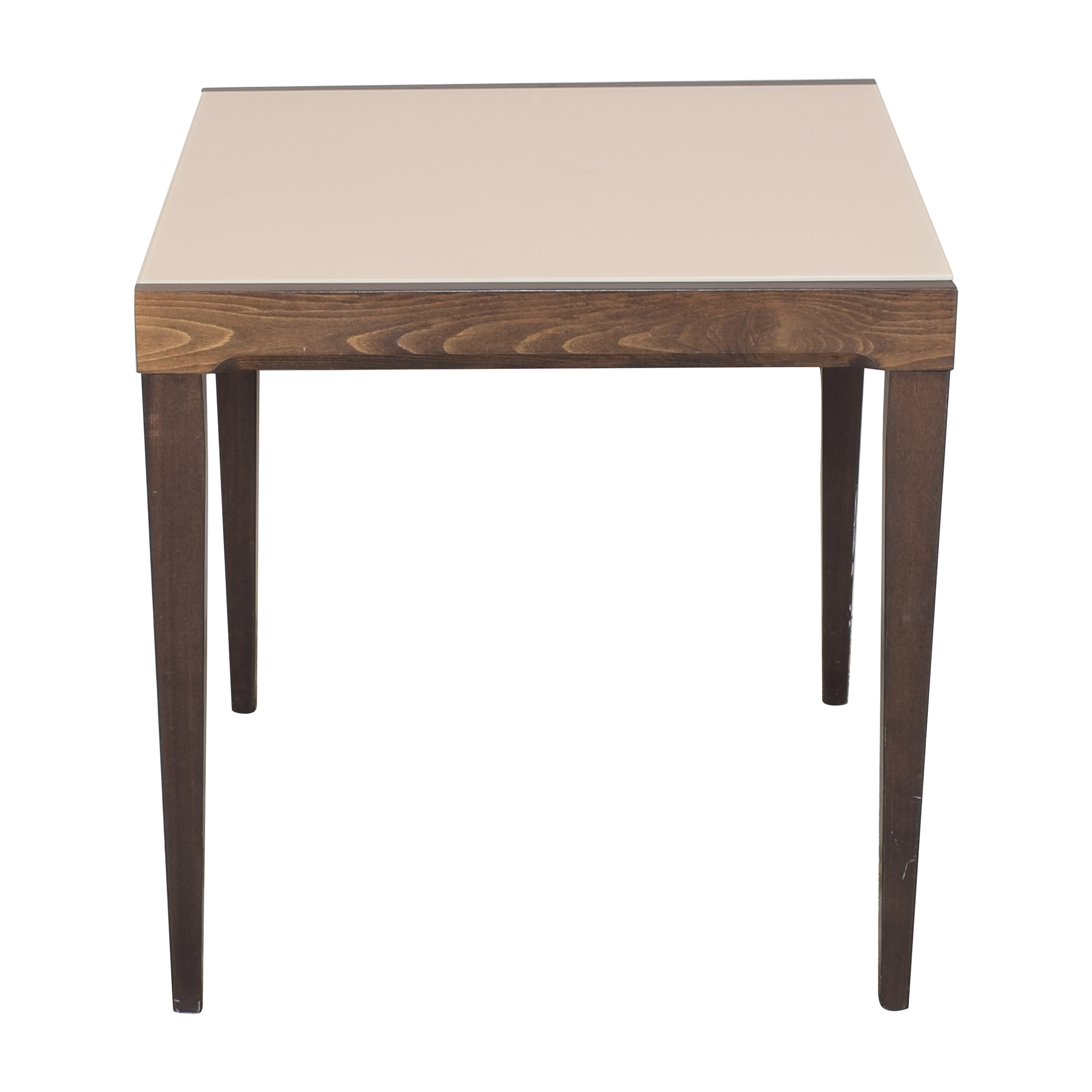 Macy's Macy's Square Extendable Dining Table second hand