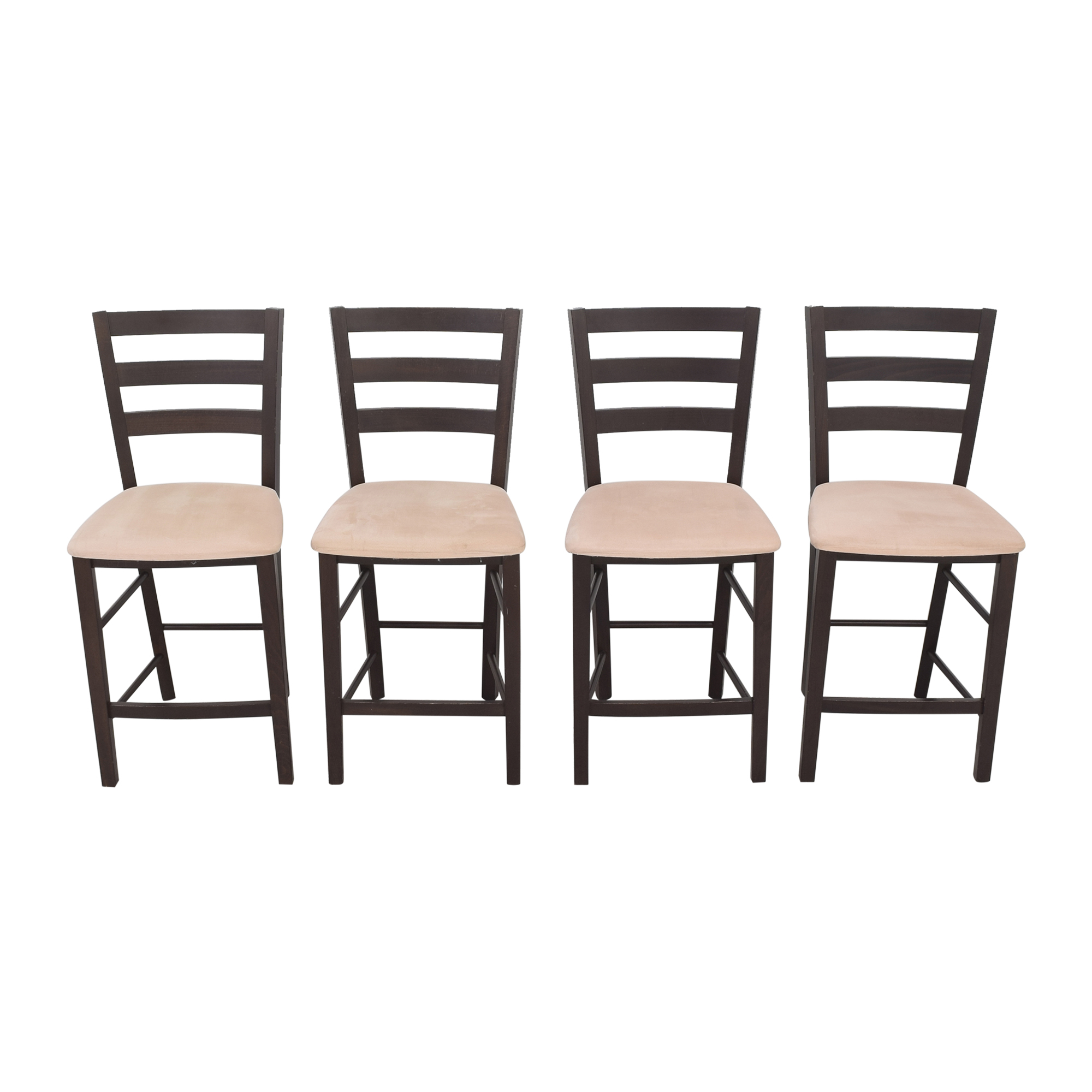 Macy's Macy's Cafe Latte Counter Stools for sale