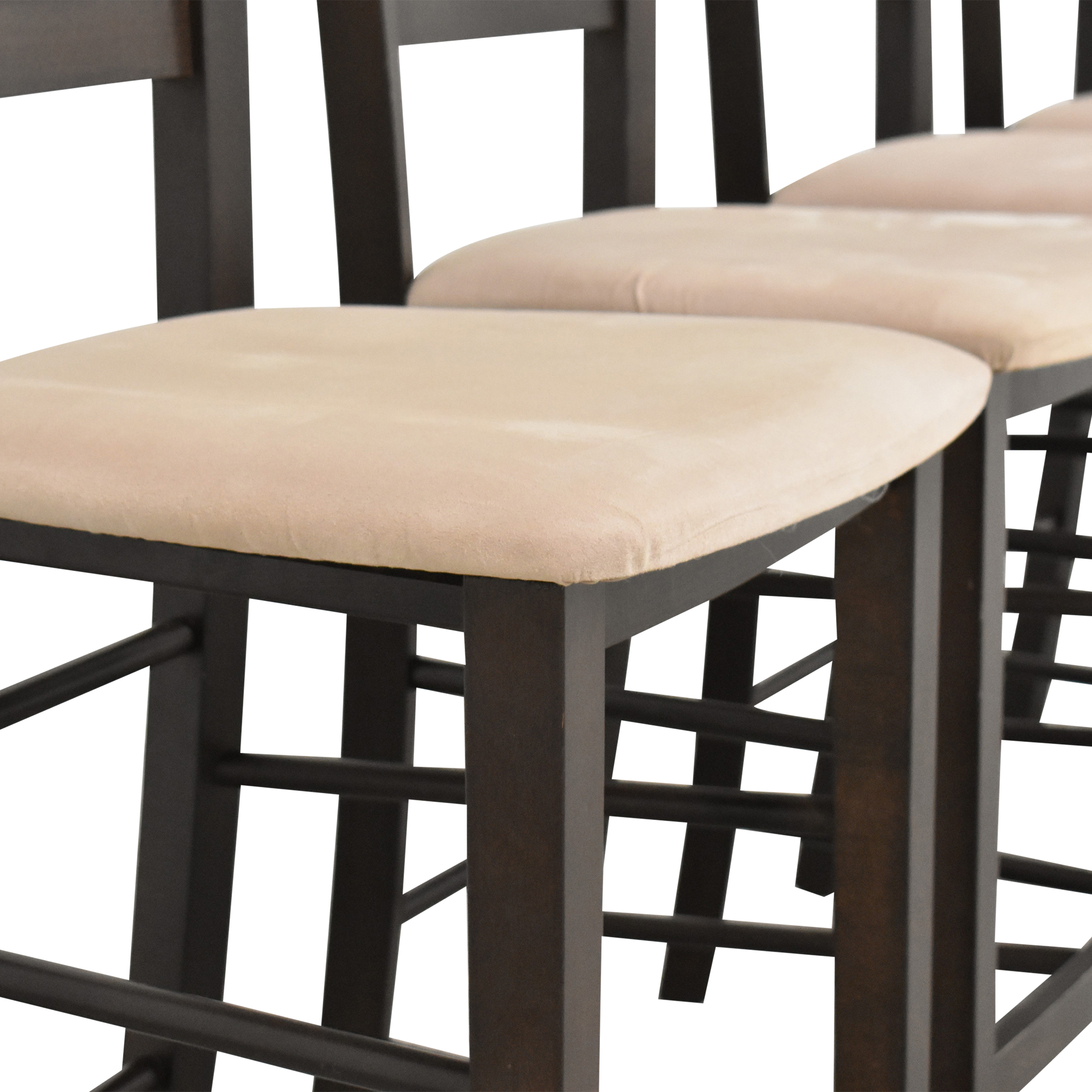 Macy's Macy's Cafe Latte Counter Stools discount