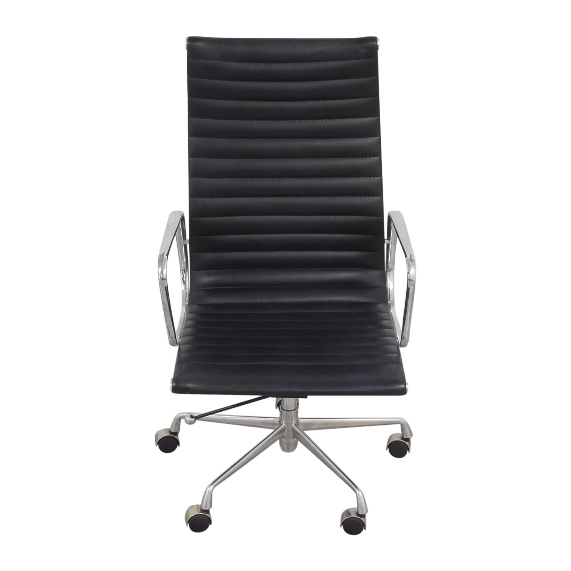 shop Eames-Style High Back Ribbed Office Chair  Chairs