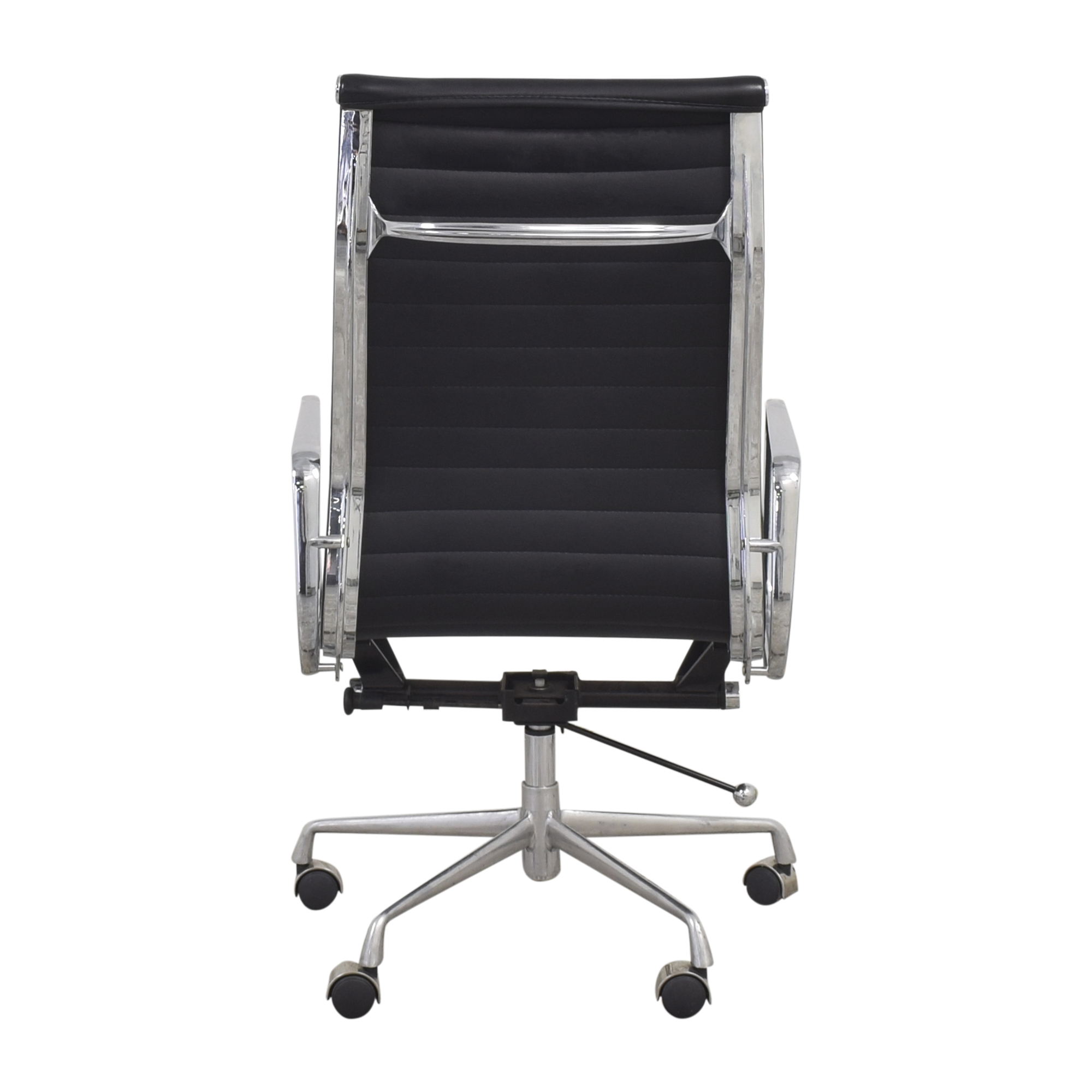 Eames-Style High Back Ribbed Office Chair Chairs