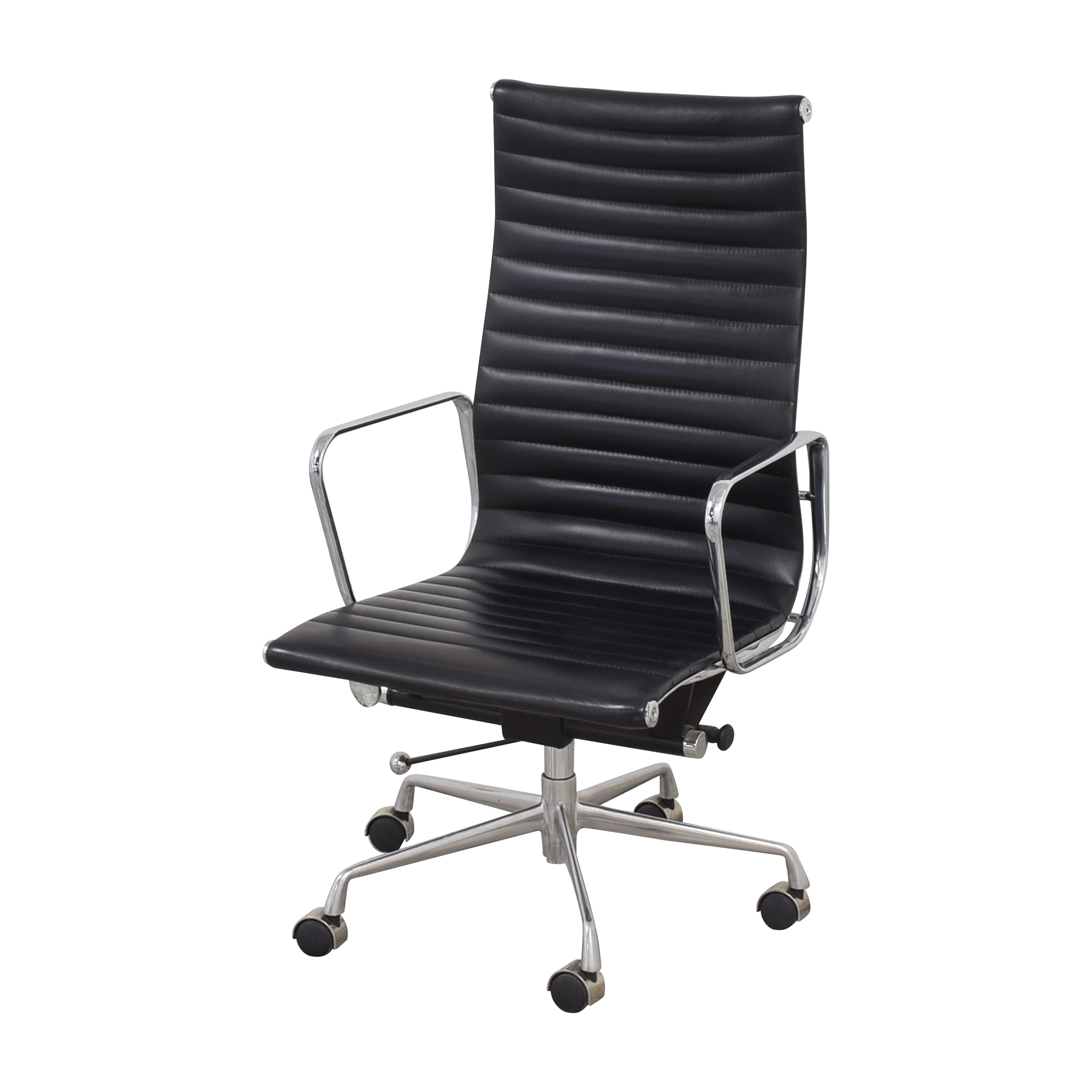 shop Eames-Style High Back Ribbed Office Chair