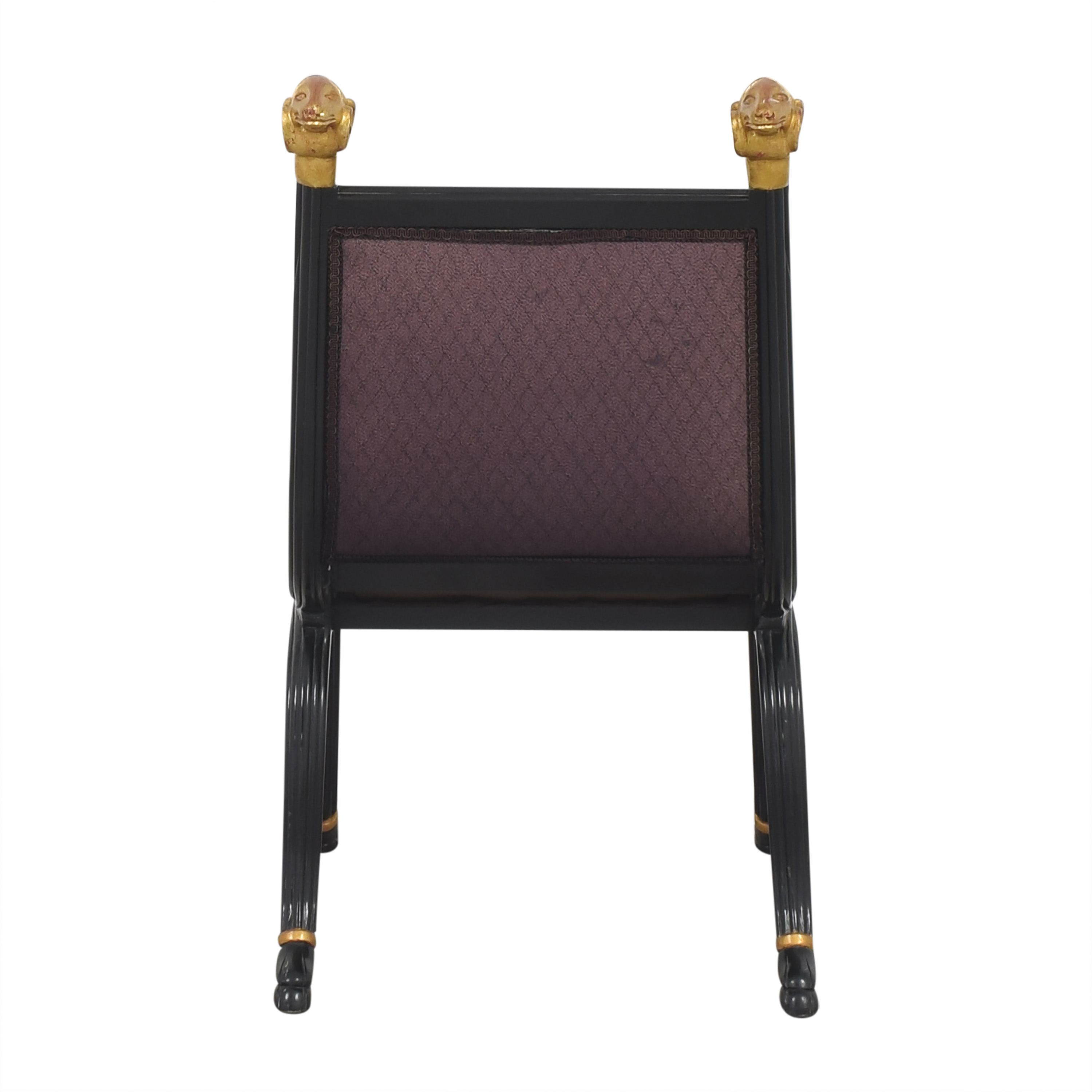 Custom Upholstered Accent Chair ma