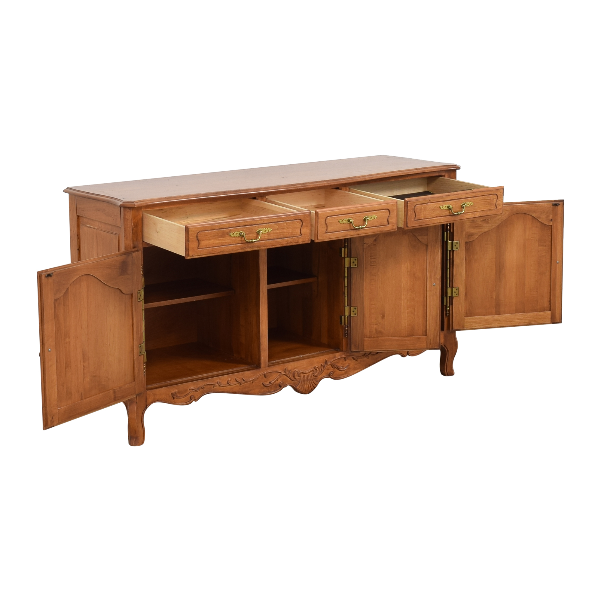 Ethan Allen Ethan Allen Legacy Collection Buffet Cabinets & Sideboards