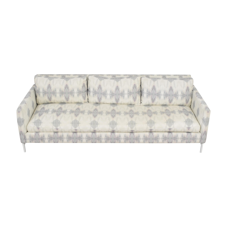 ABC Carpet & Home ABC Carpet & Home Eskayel Ripple Pearl Sofa