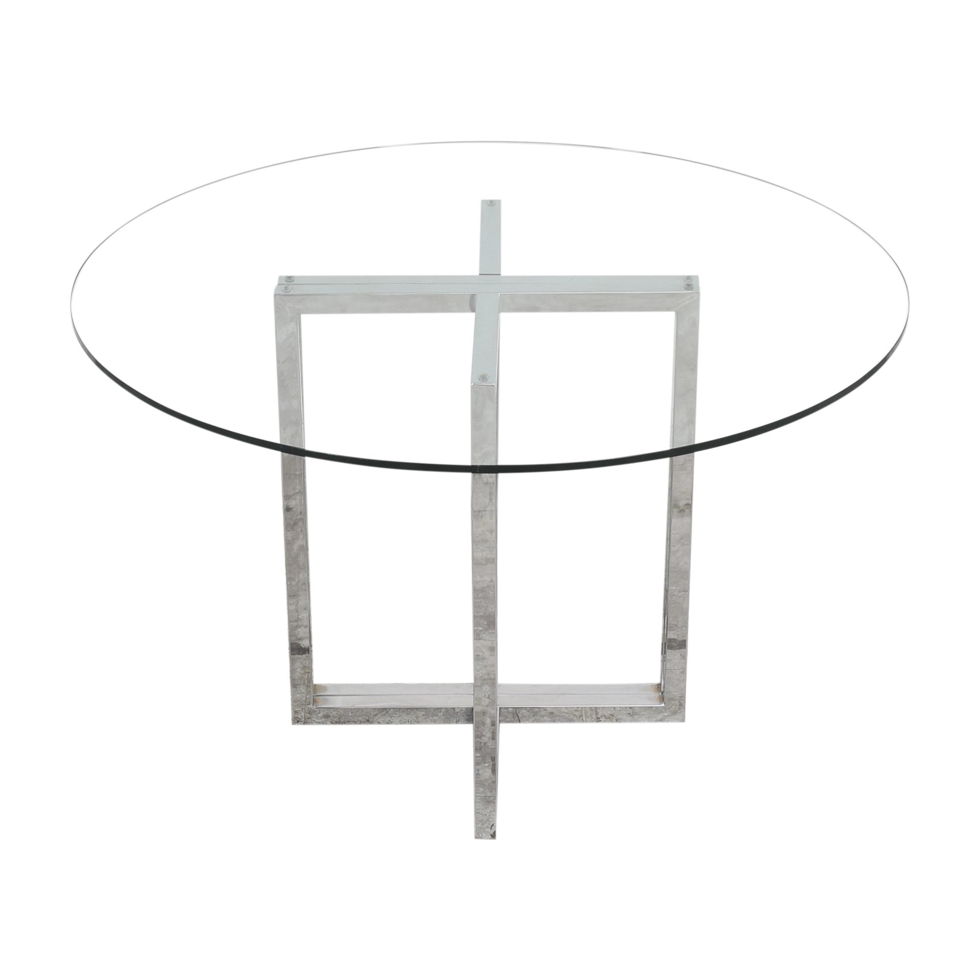 buy CB2 Silverado Table CB2