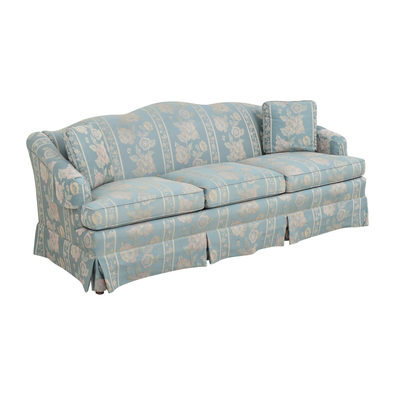 shop Pennsylvania House Three Cushion Sofa Pennsylvania House
