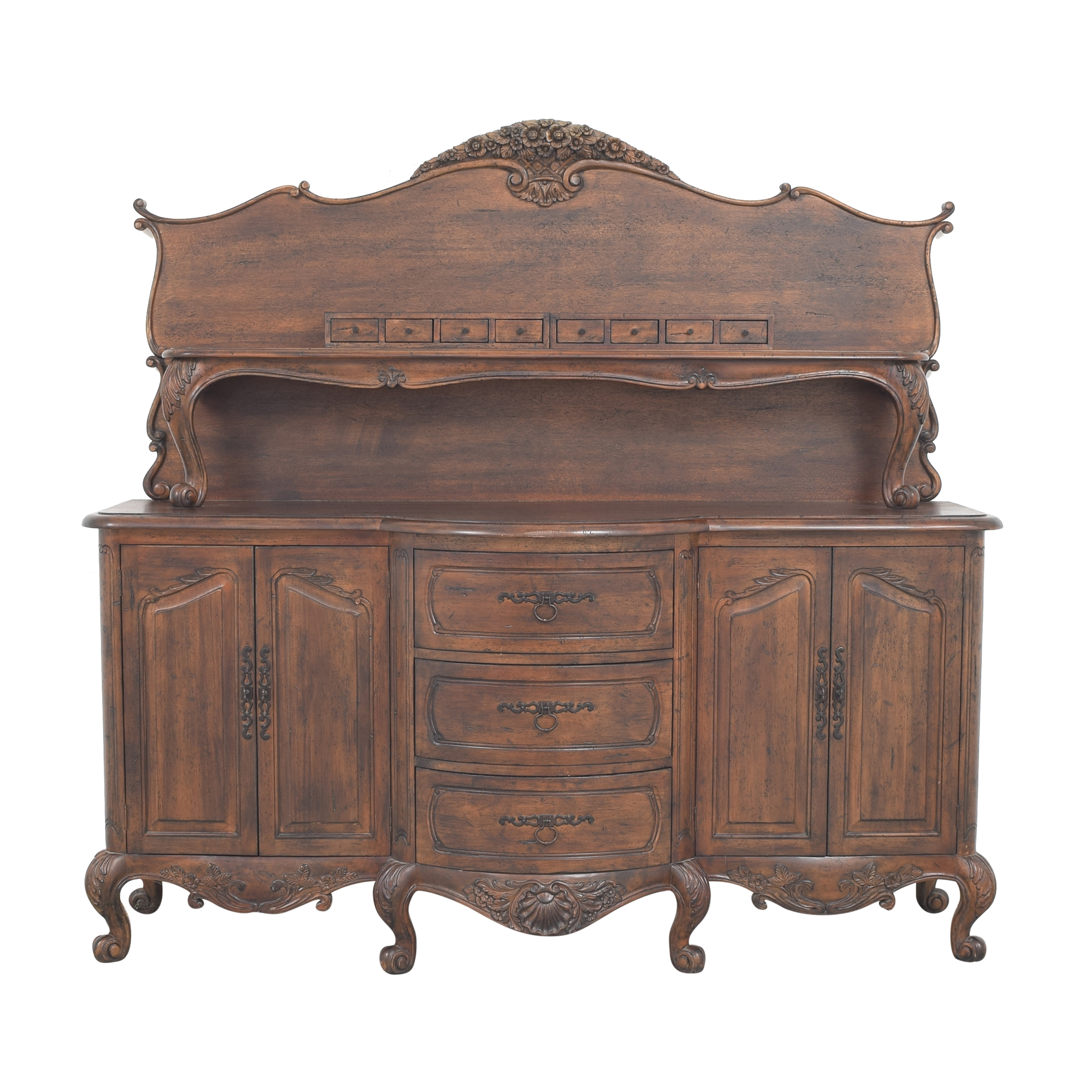 Habersham Habersham Dining Room Buffet Cabinet brown