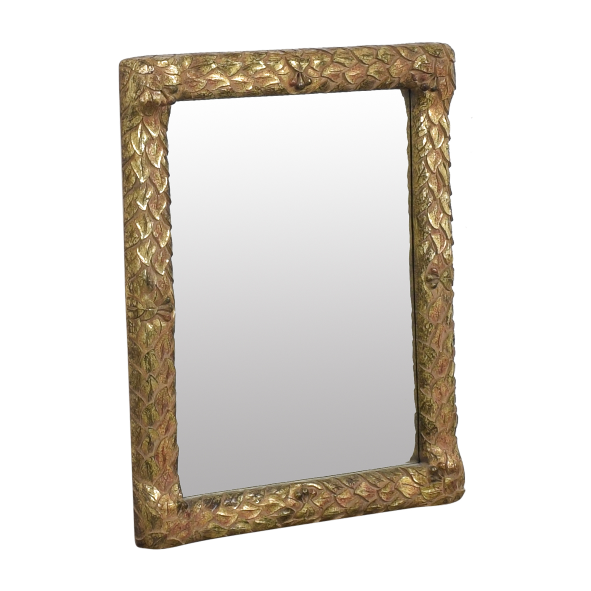 Wall Mirror with Carved Frame / Mirrors