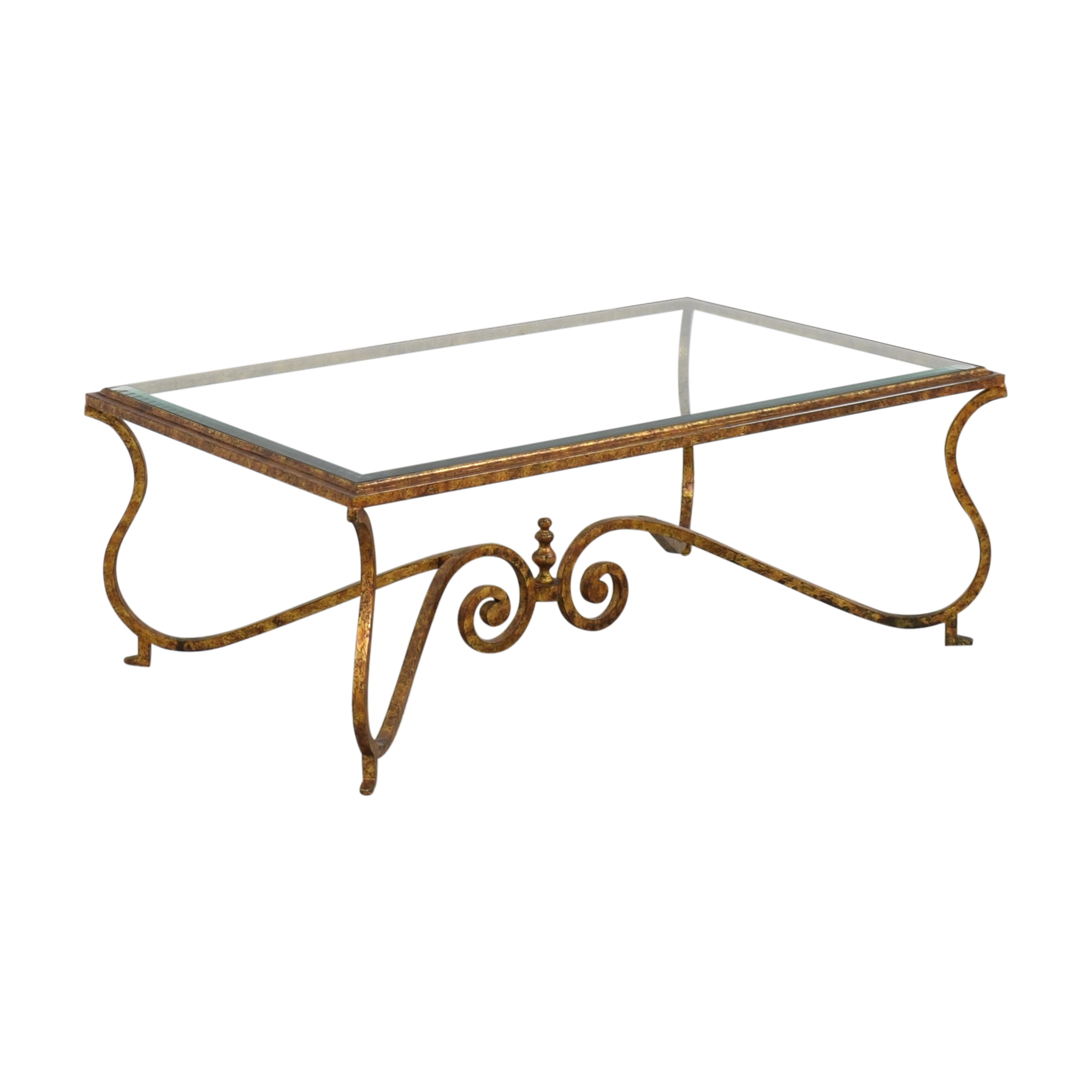 shop  Ornate Rectangular Coffee Table online