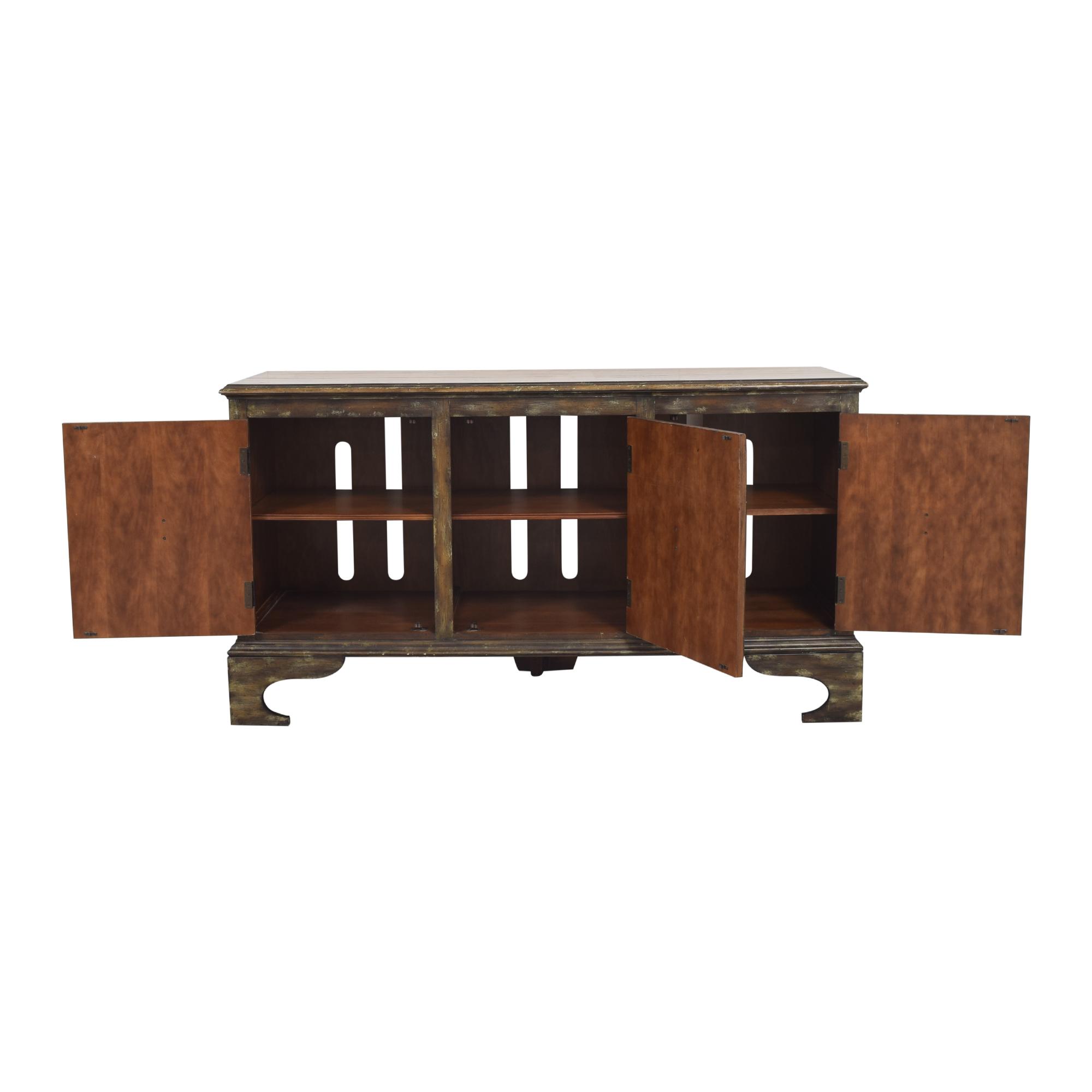 Hooker Furniture Hooker Furniture Three Door Sideboard pa