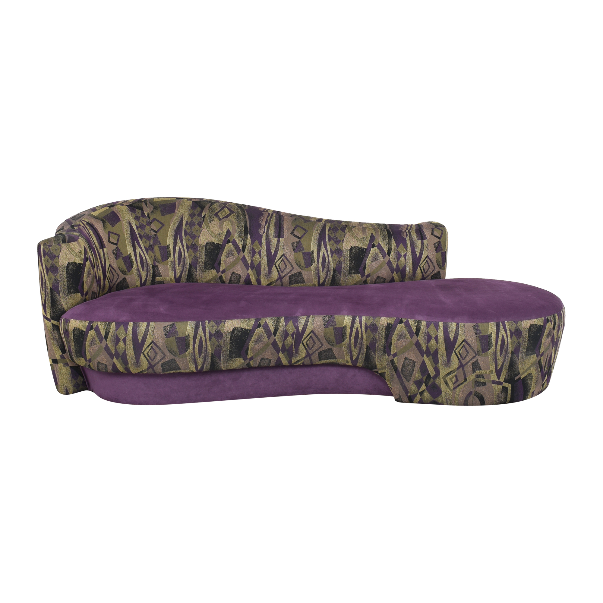 Weiman Weiman Serpentine Cloud Sofa ct