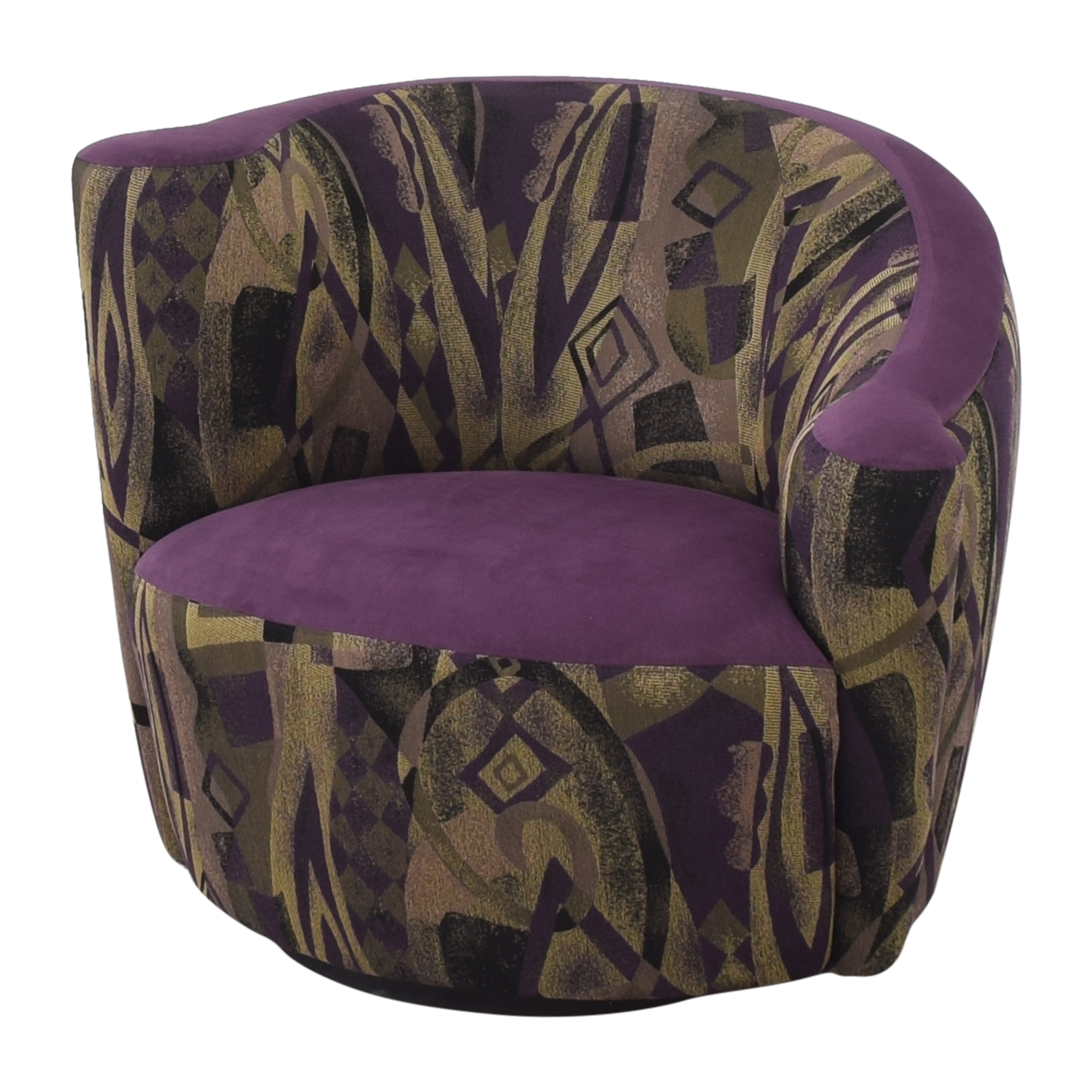 Weiman Weiman Nautilus Lounge Chair and Ottoman discount
