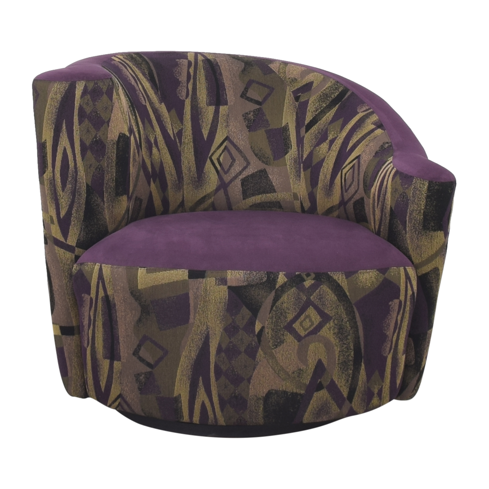 Weiman Weiman Nautilus Lounge Chair and Ottoman nj