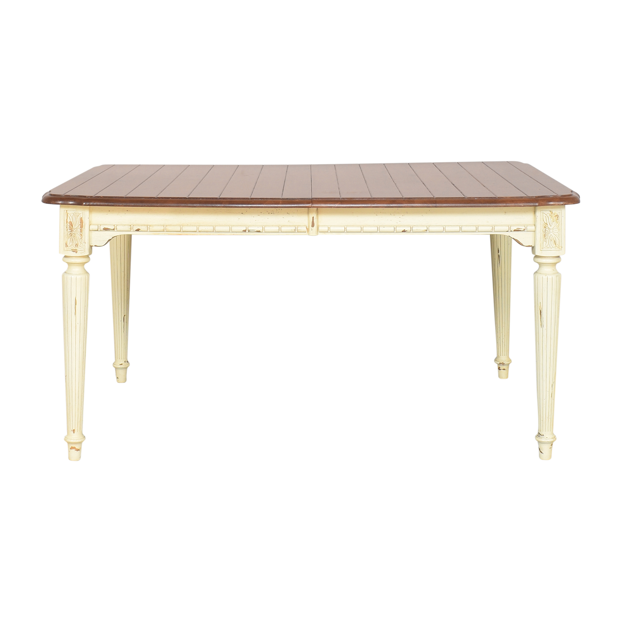 buy Rustic Extendable Dining Table  Tables