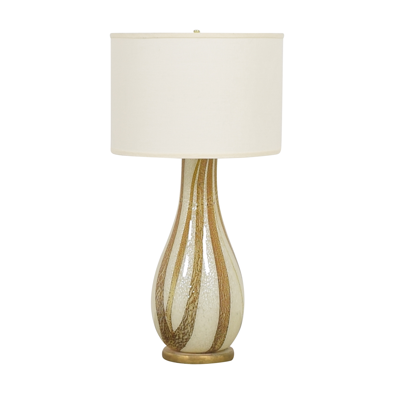 buy Vase Style Table Lamp  Decor