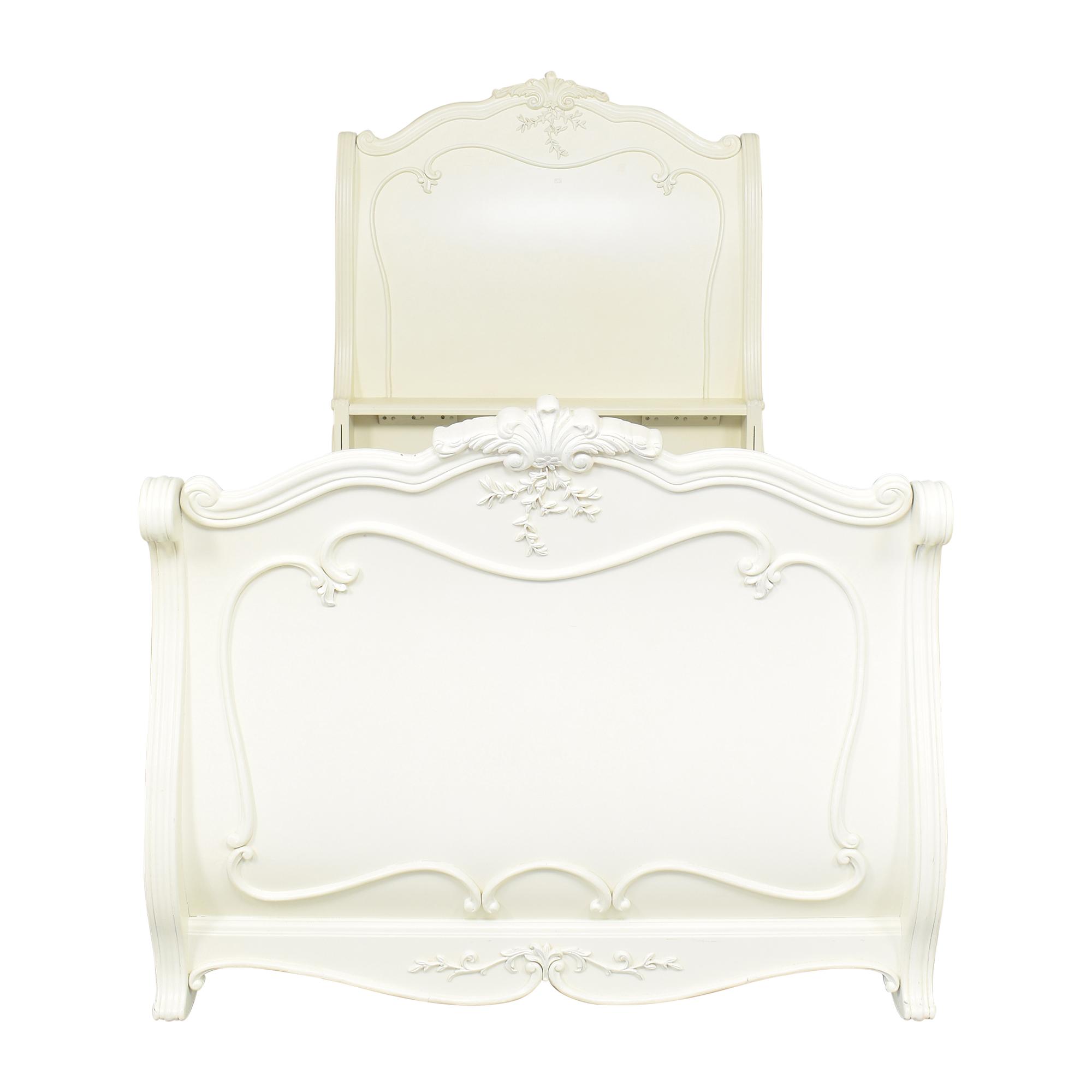 Lea Furniture Lea Jessica McClintock Romance Twin Sleigh Bed coupon