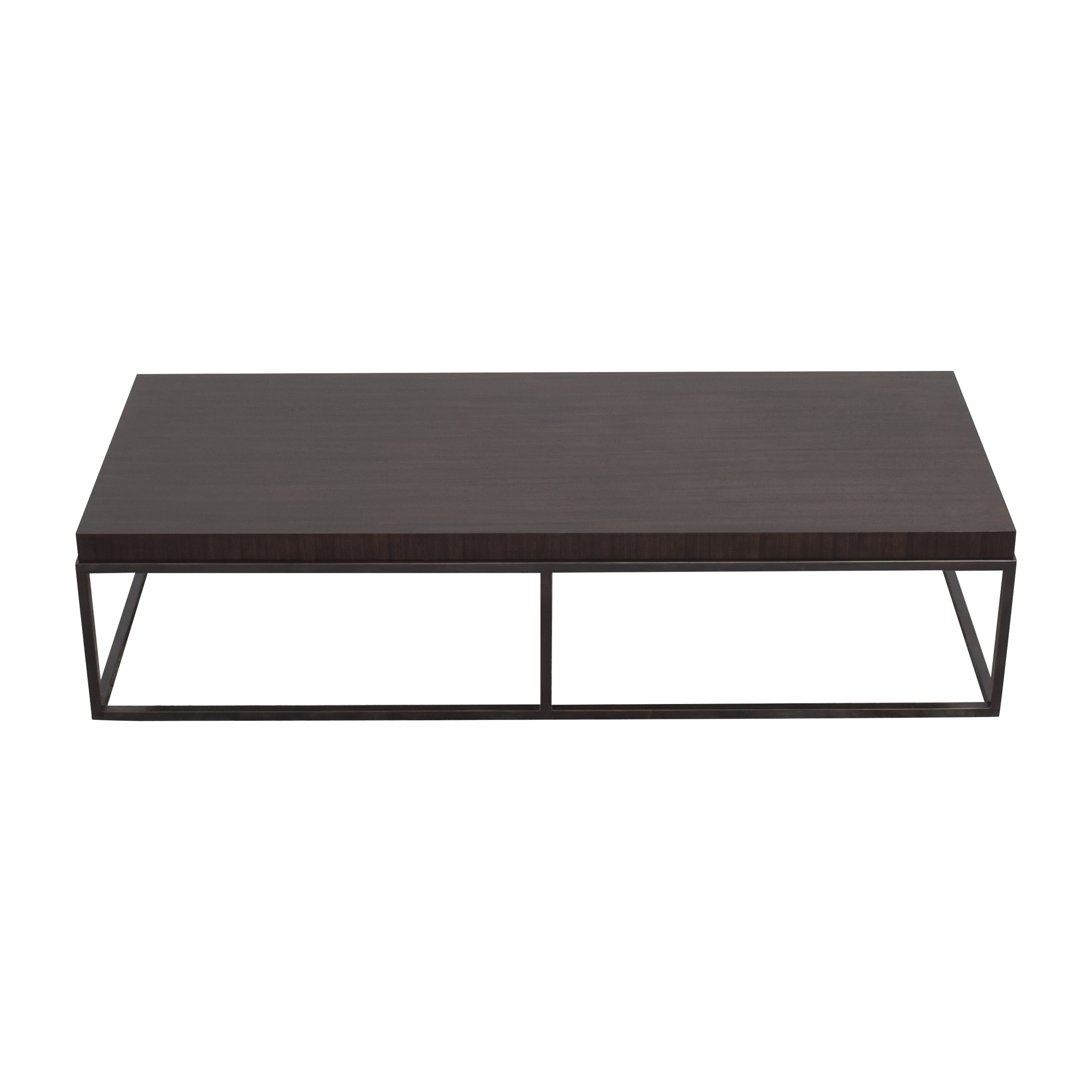 buy Design Within Reach Rectangular Coffee Table Design Within Reach Tables