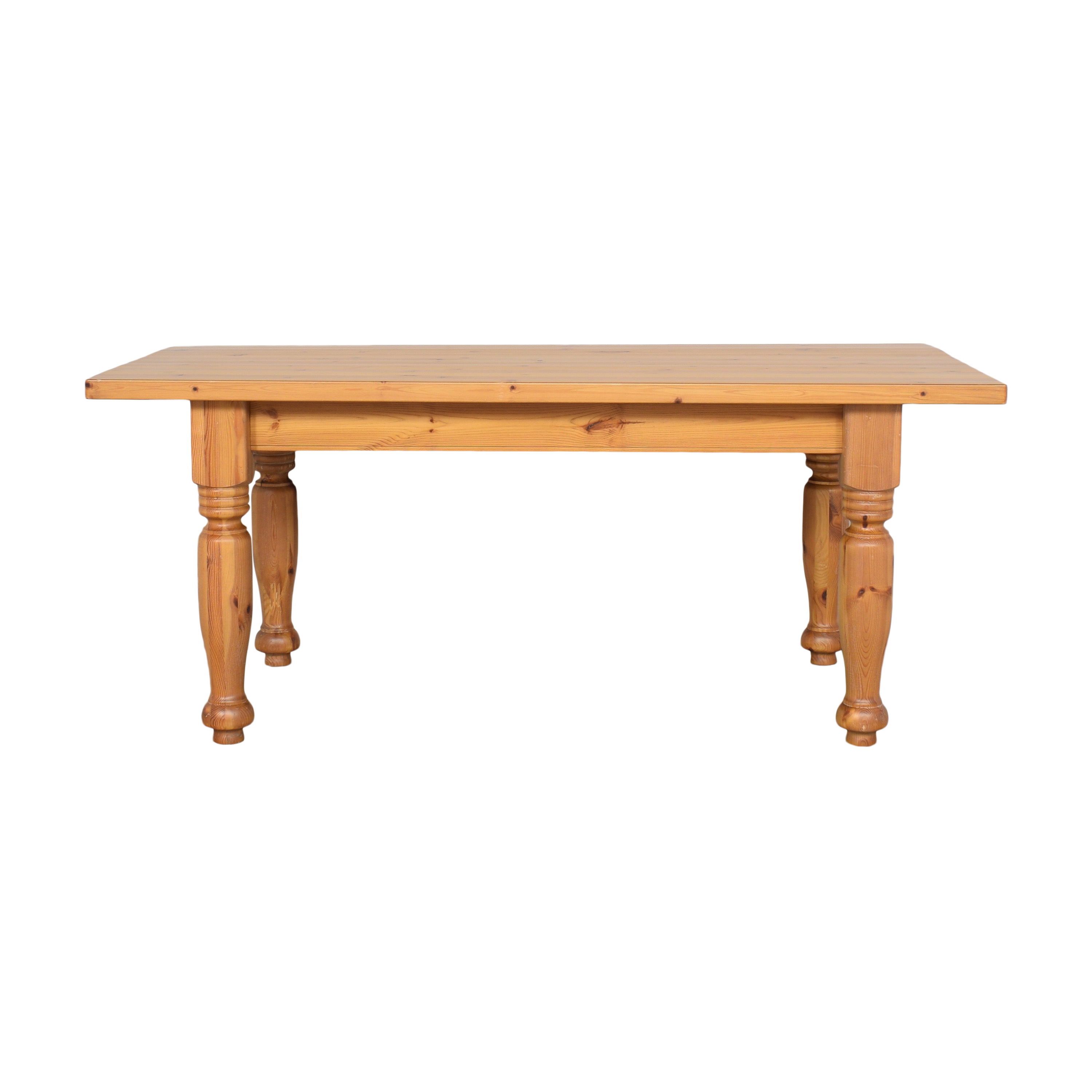 Pottery Barn Pottery Barn Rectangular Dining Table for sale
