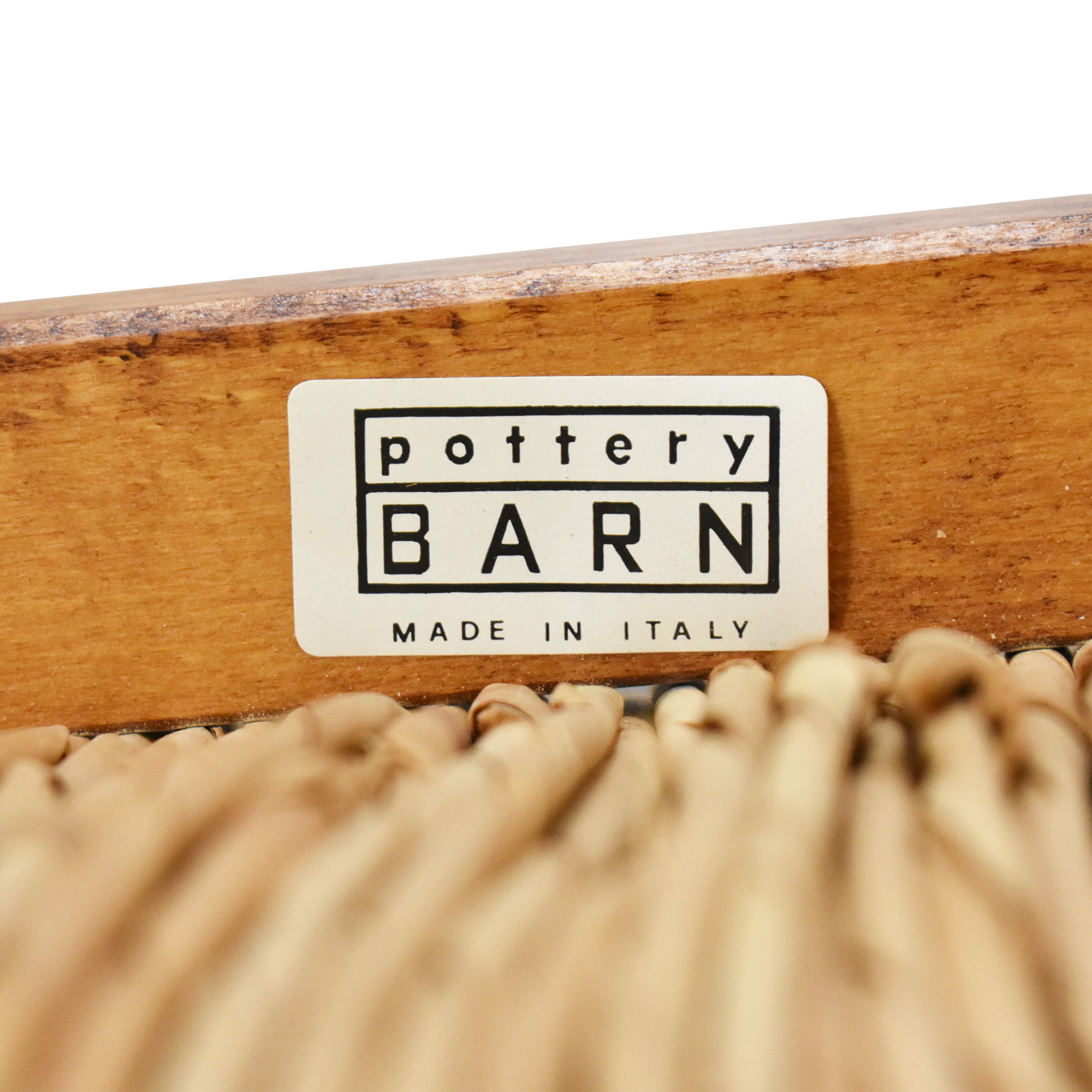 Pottery Barn Pottery Barn Ladder Back Dining Chairs ct