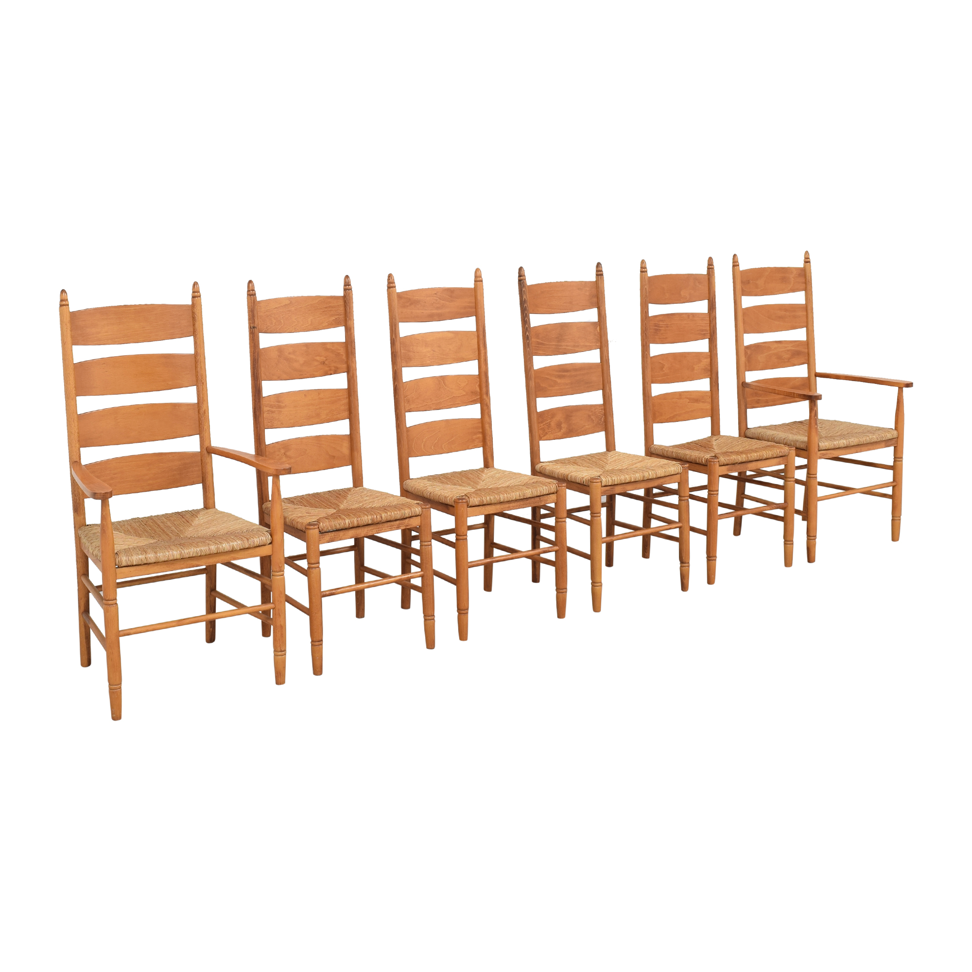 Pottery Barn Pottery Barn Ladder Back Dining Chairs coupon