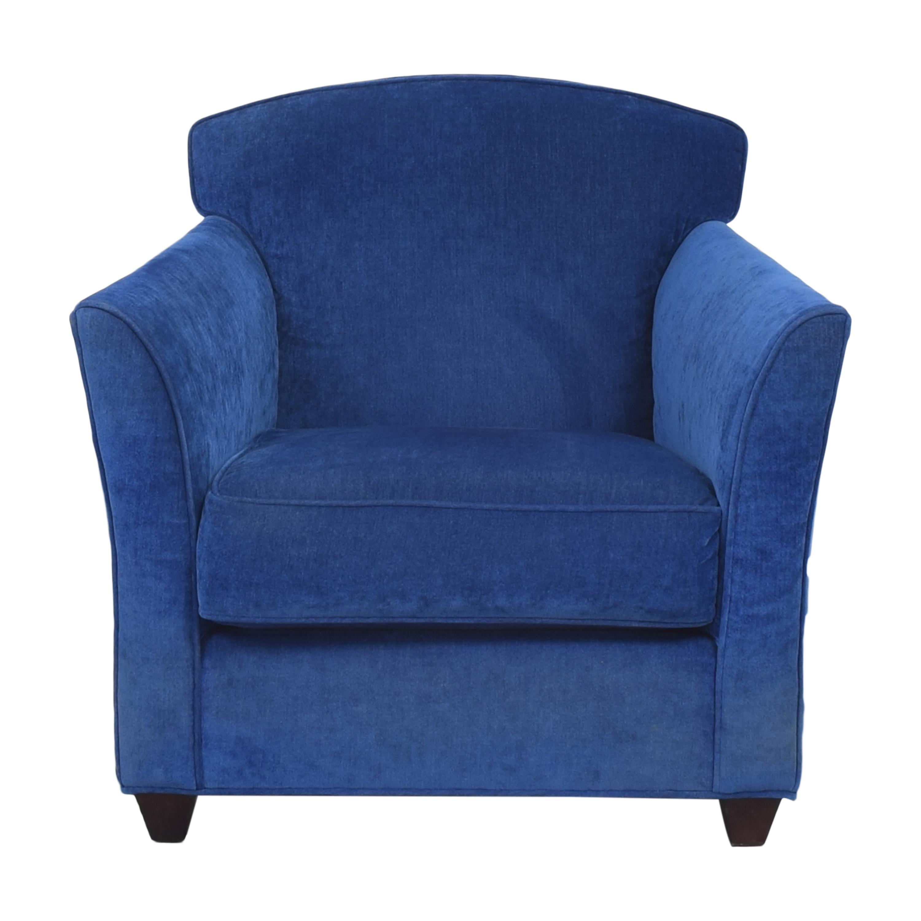 Upholstered Accent Armchair discount