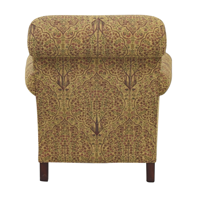 Lewis Mittman Lewis Mittman Roll Arm Accent Chair ma