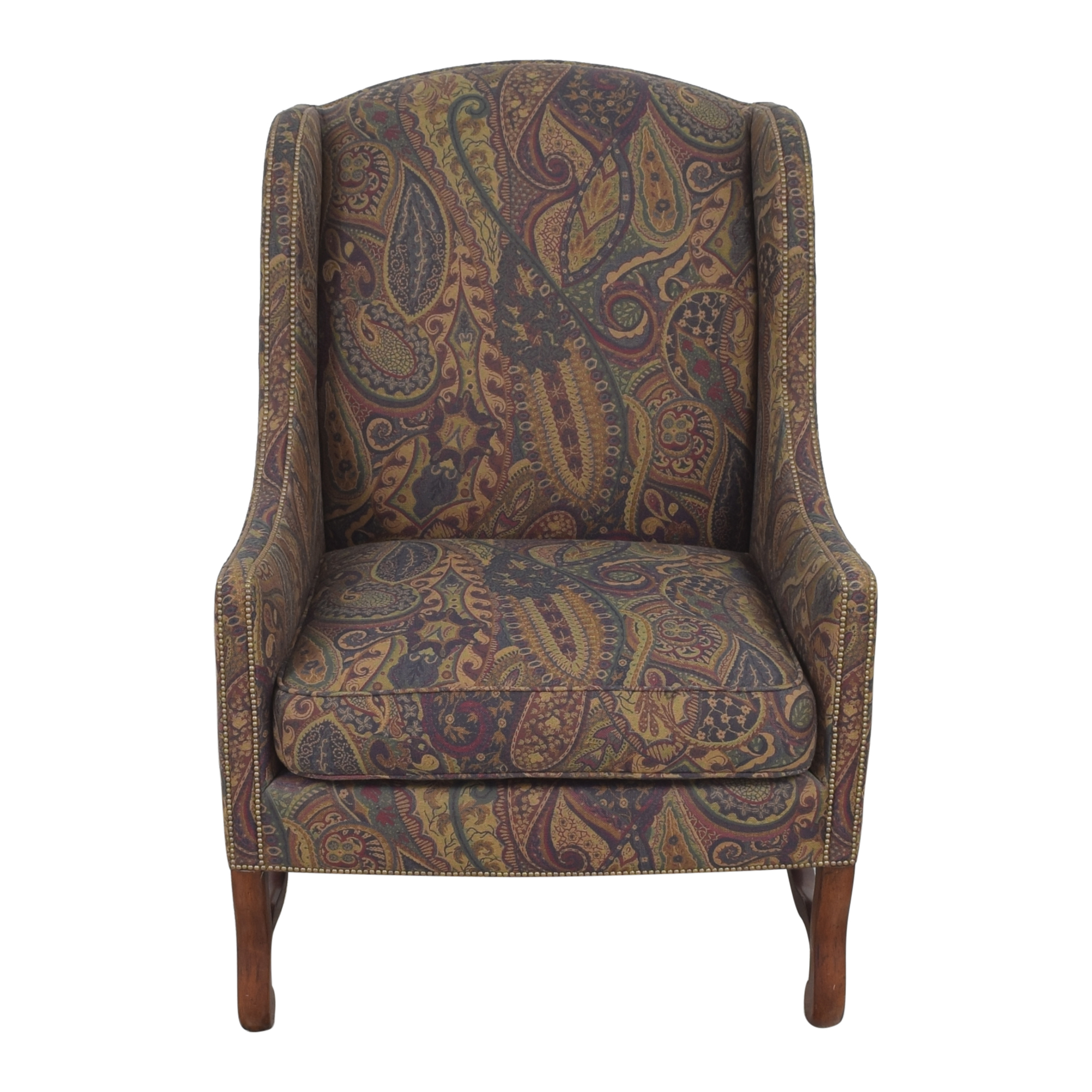 Beacon Hill Collection Beacon Hill Paisley Armchair Accent Chairs