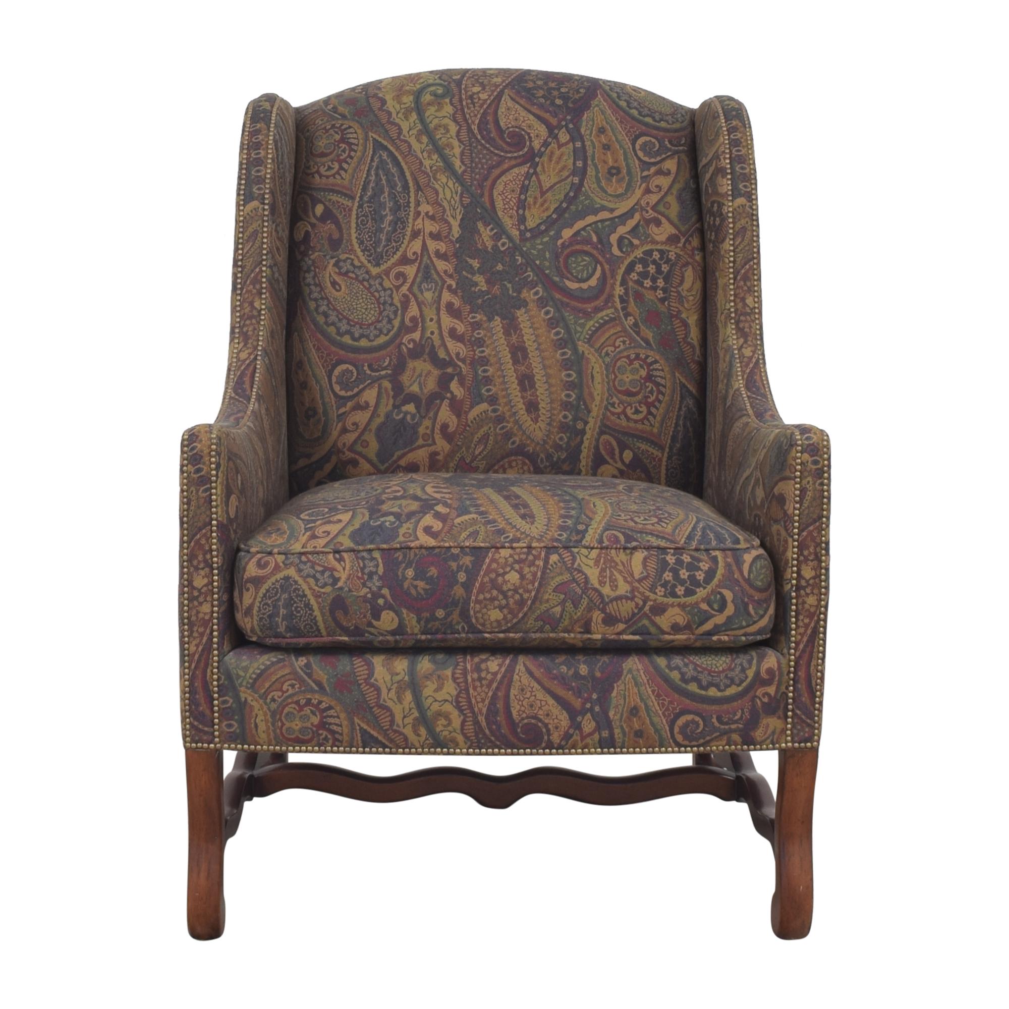 Beacon Hill Paisley Armchair sale