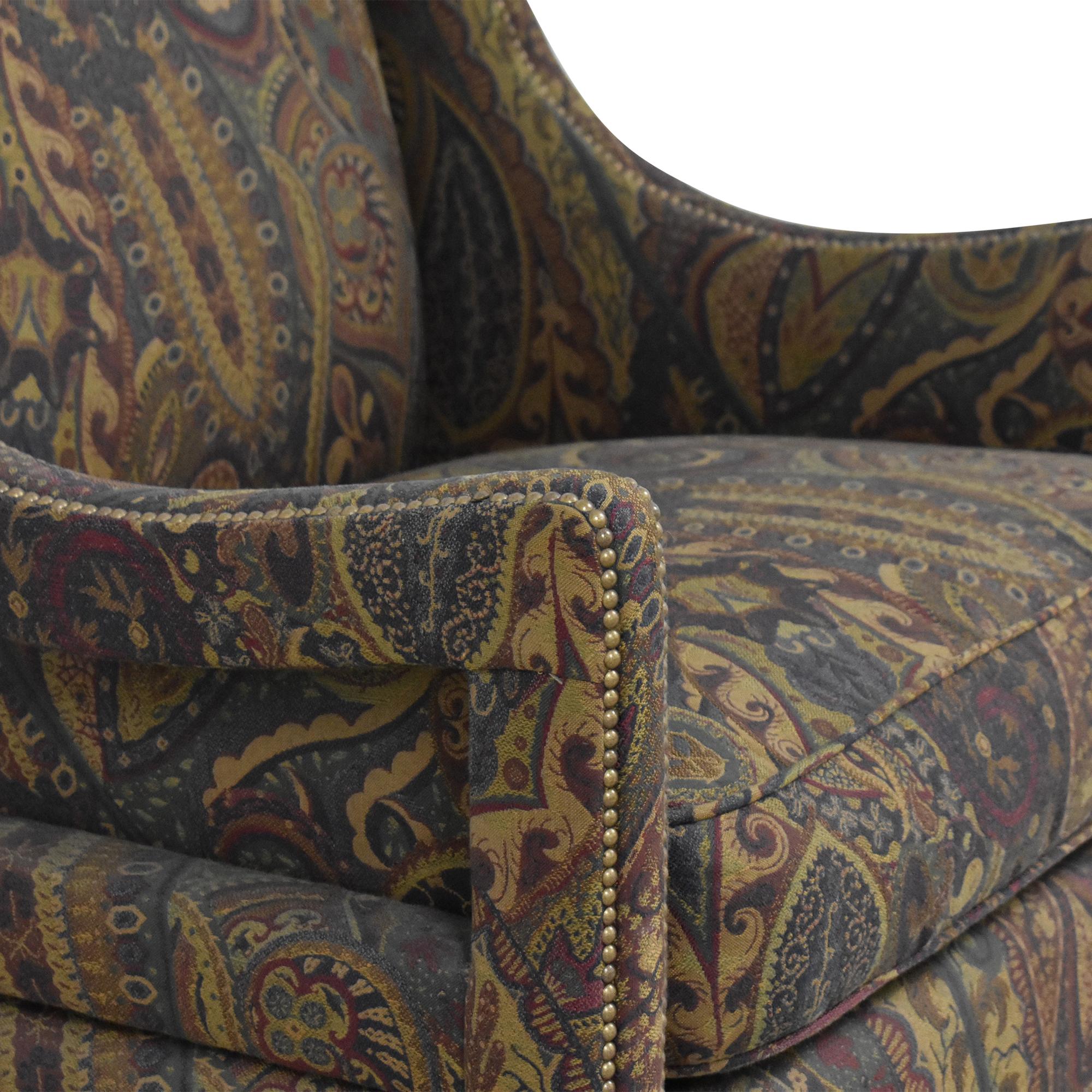 Beacon Hill Collection Beacon Hill Paisley Armchair ma