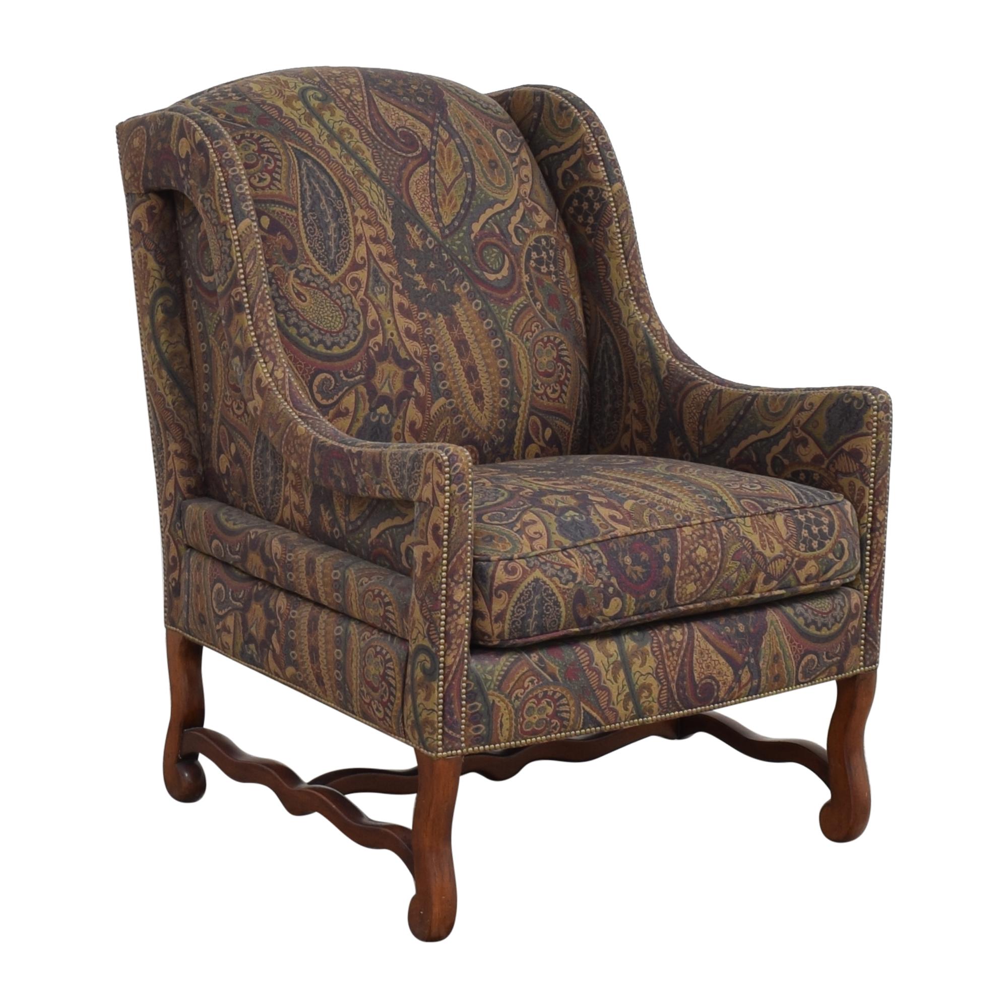 buy Beacon Hill Collection Beacon Hill Paisley Armchair online