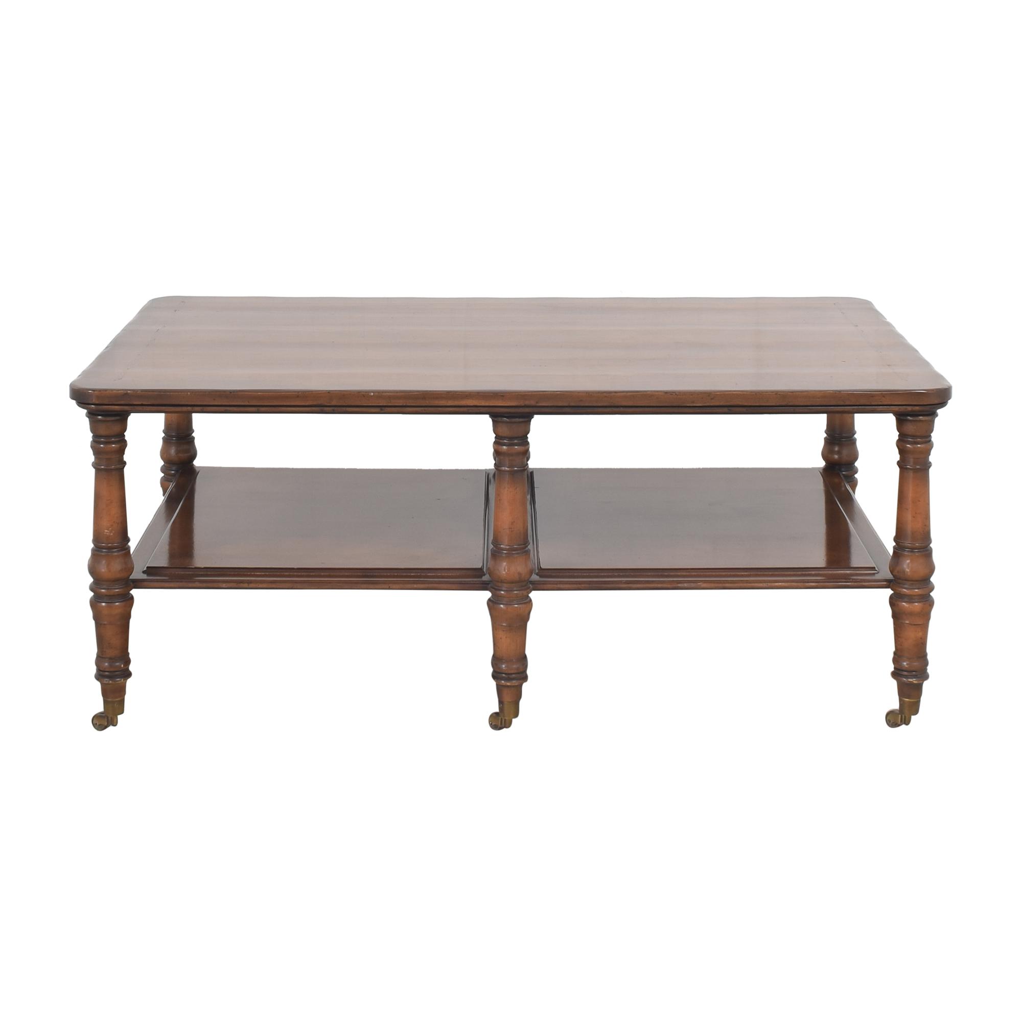 buy Baker Furniture Rectangular Coffee Table Baker Furniture