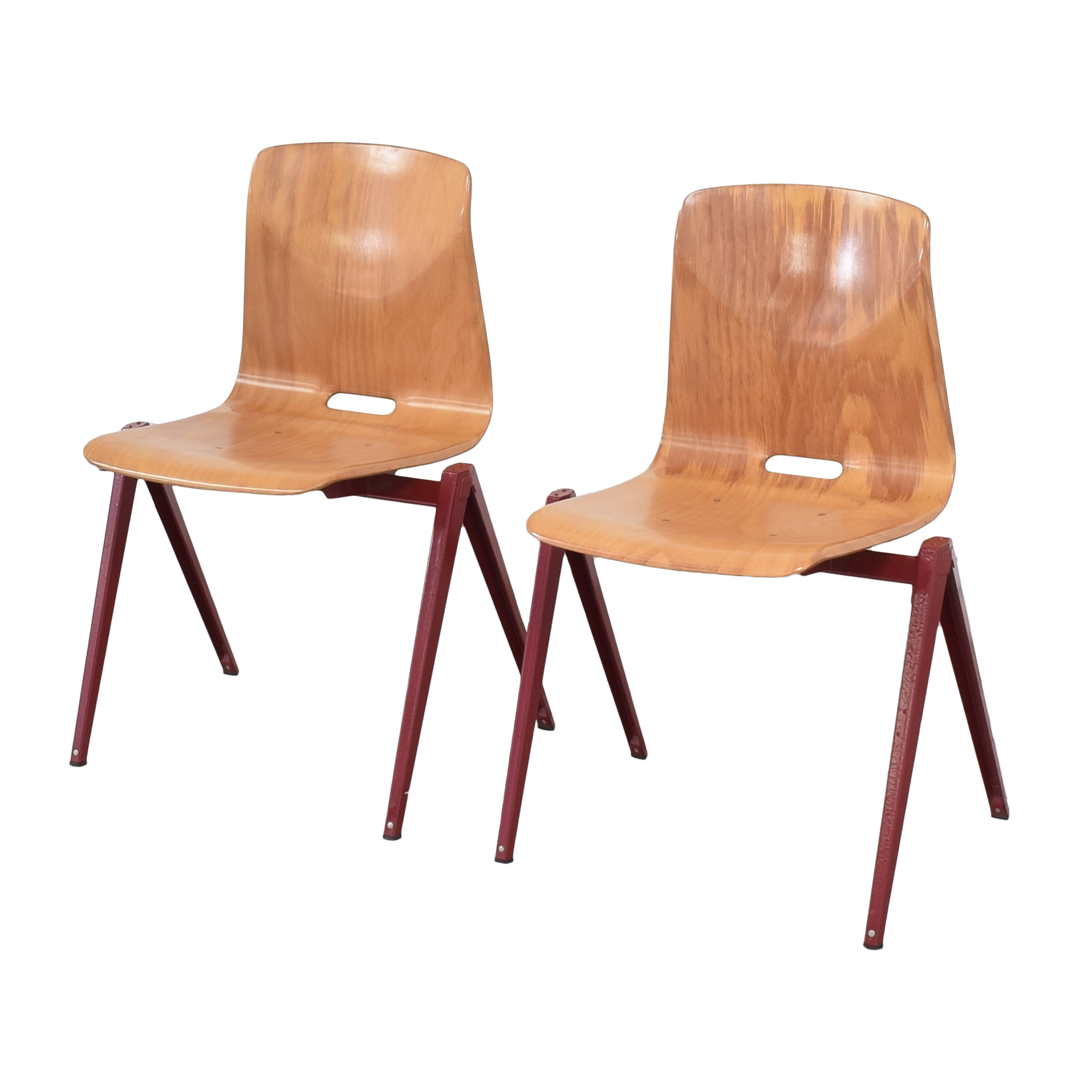 Hay Hay Dining Side Chairs ma