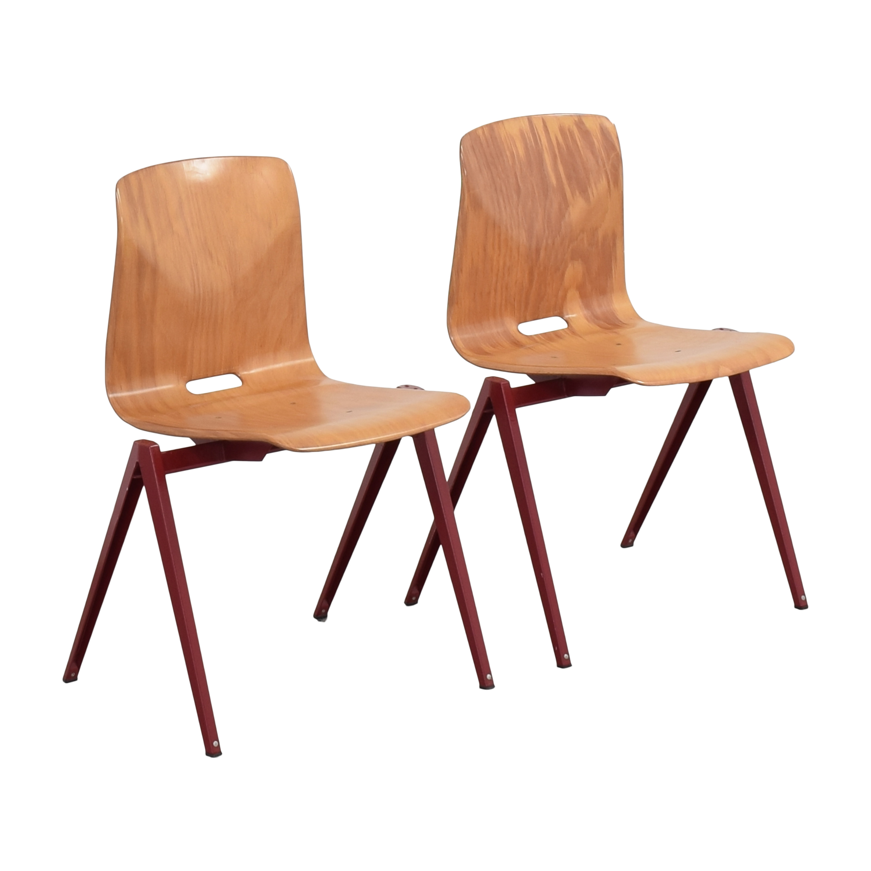 Hay Hay Dining Side Chairs used