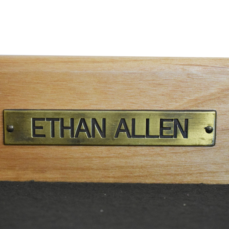Ethan Allen Ethan Allen Goodwin Extendable Dining Table Tables