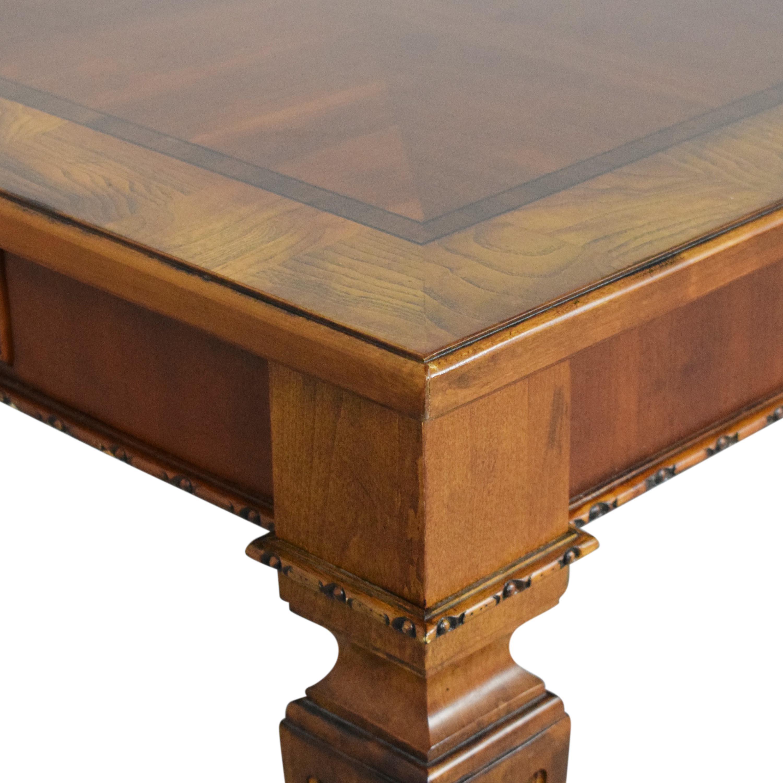 Ethan Allen Ethan Allen Goodwin Extendable Dining Table on sale