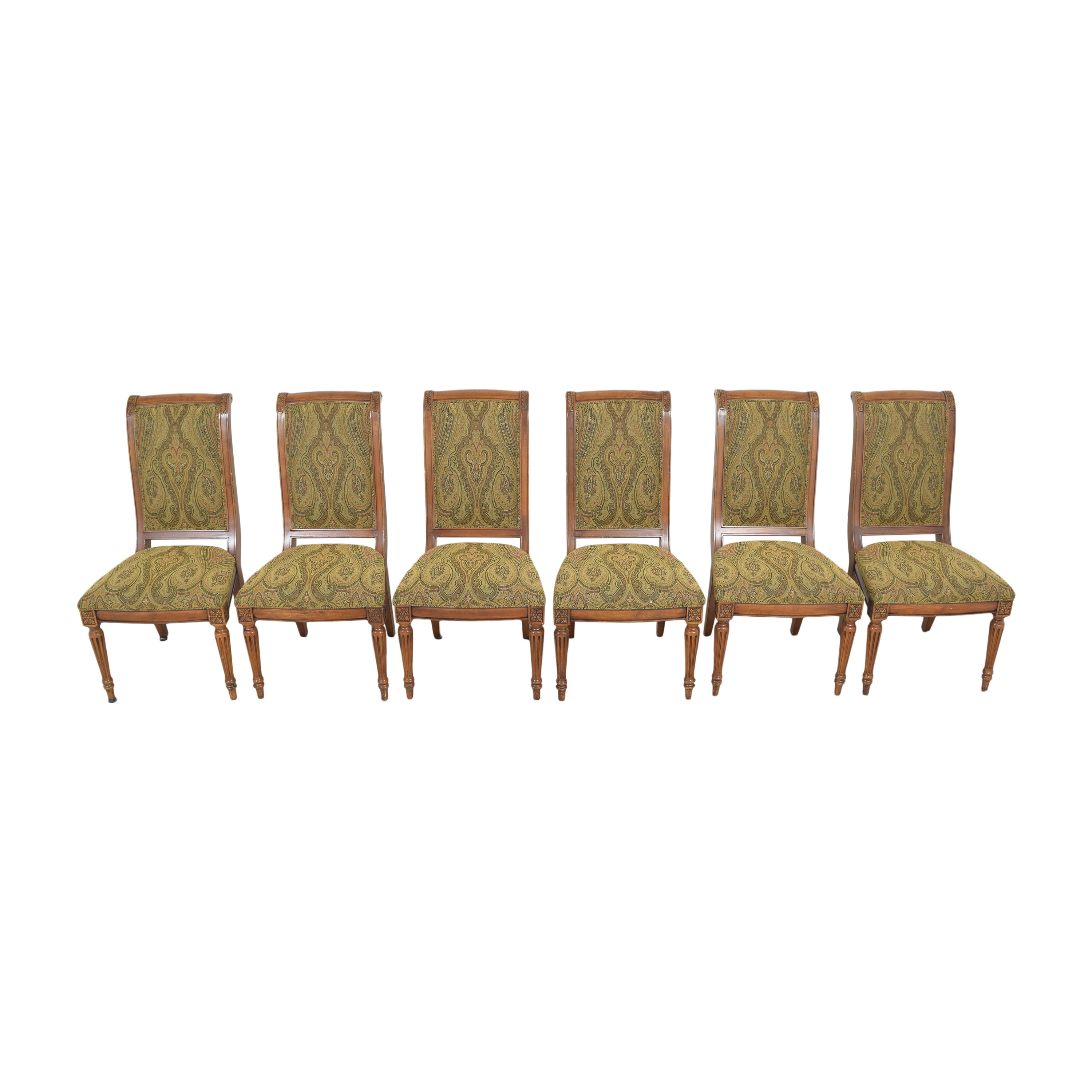 Ethan Allen Ethan Allen Adison Dining Side Chairs Chairs
