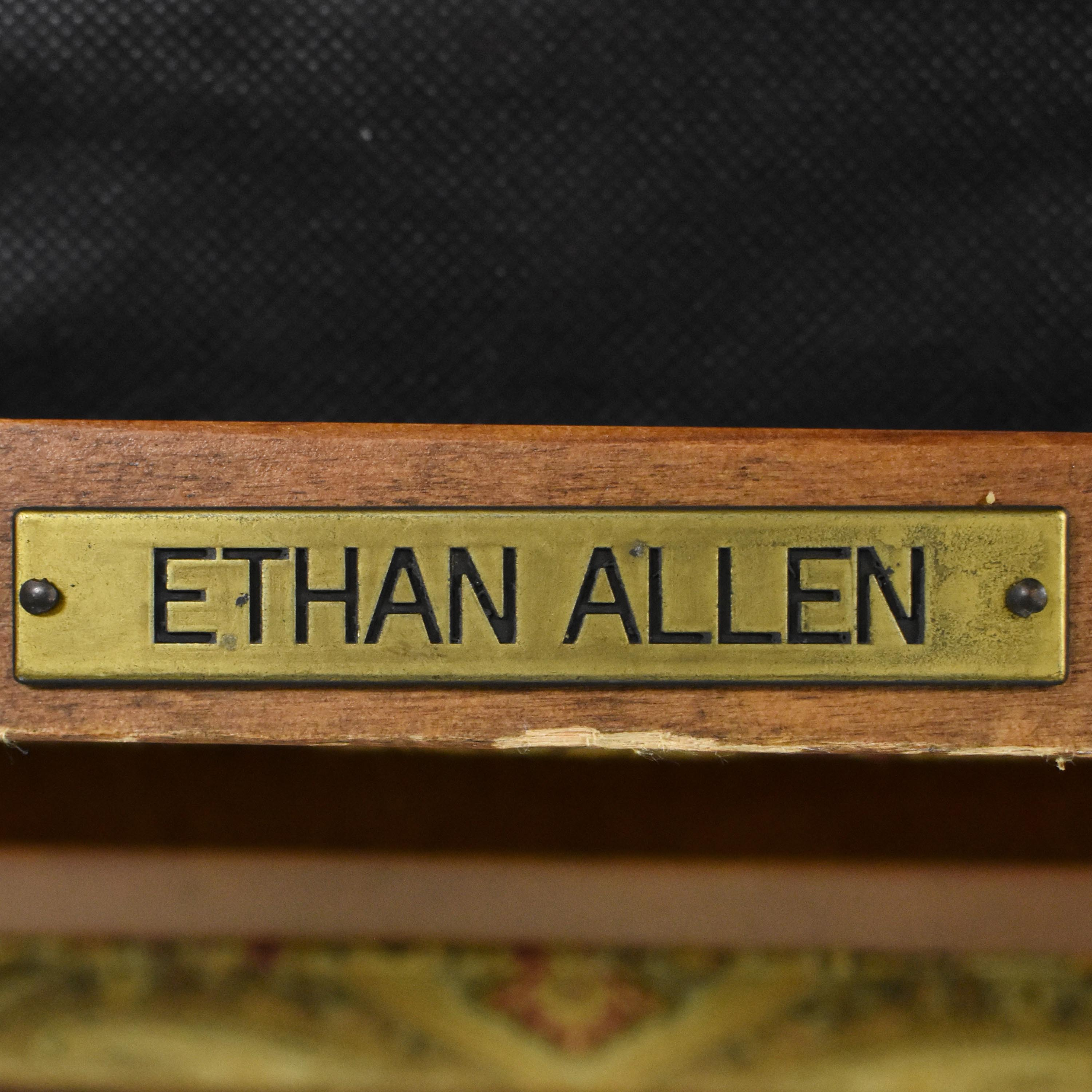 Ethan Allen Ethan Allen Adison Dining Side Chairs nyc