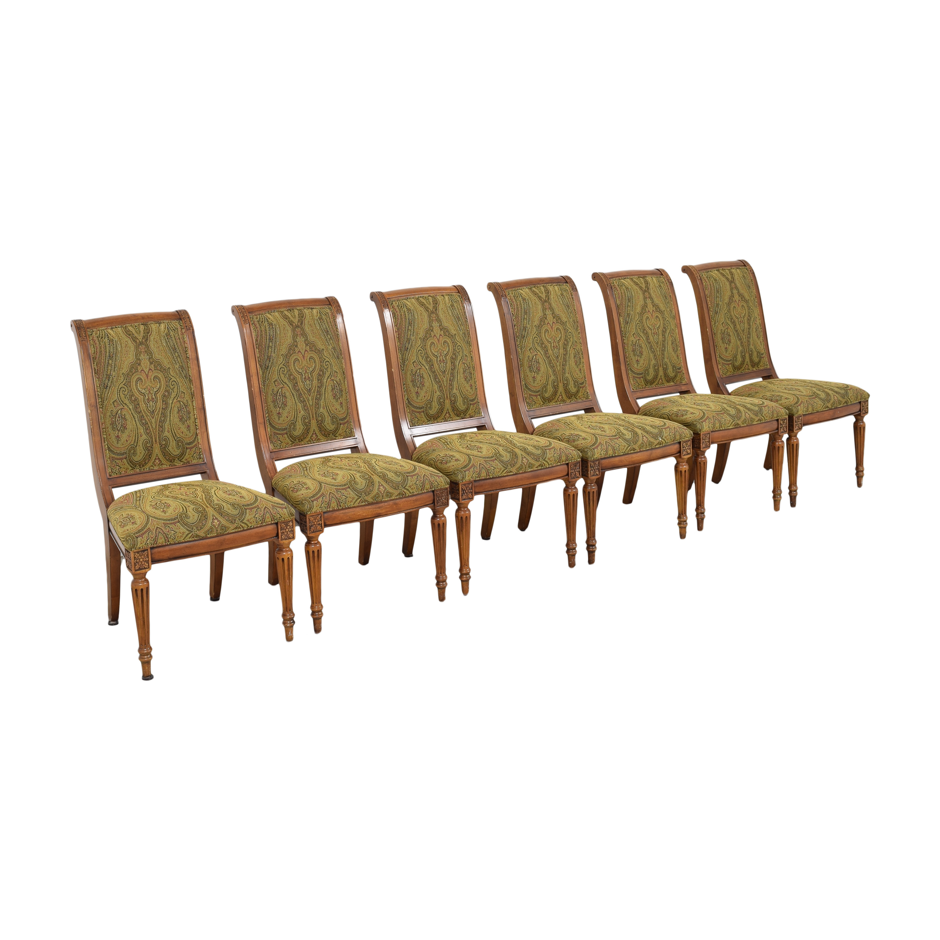 Ethan Allen Ethan Allen Adison Dining Side Chairs coupon