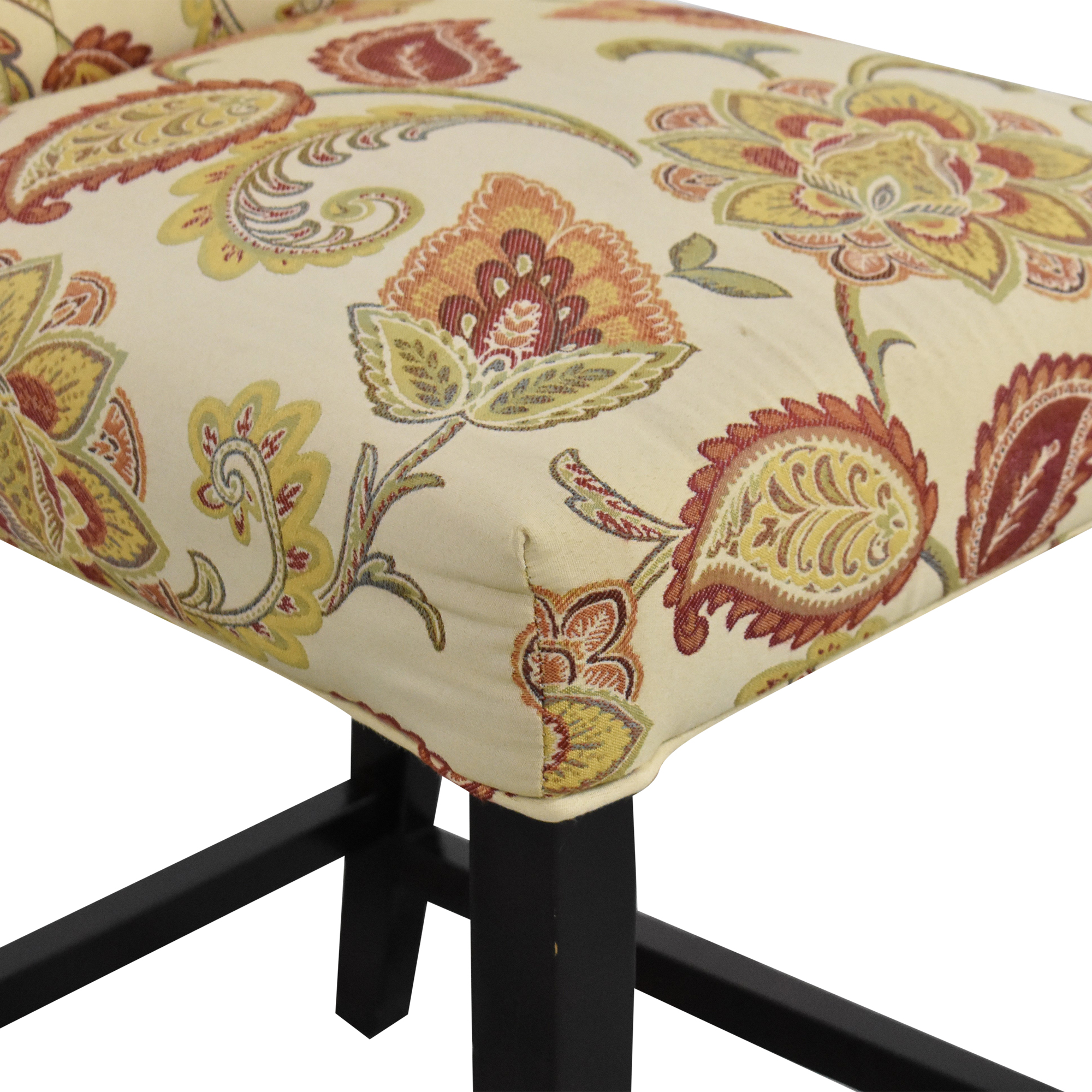 Pier 1 Pier 1 Upholstered Counter Stool on sale