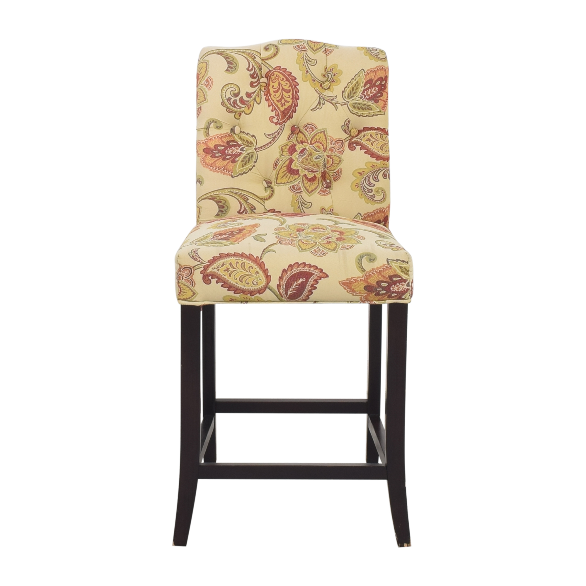 shop Pier 1 Upholstered Counter Stool Pier 1