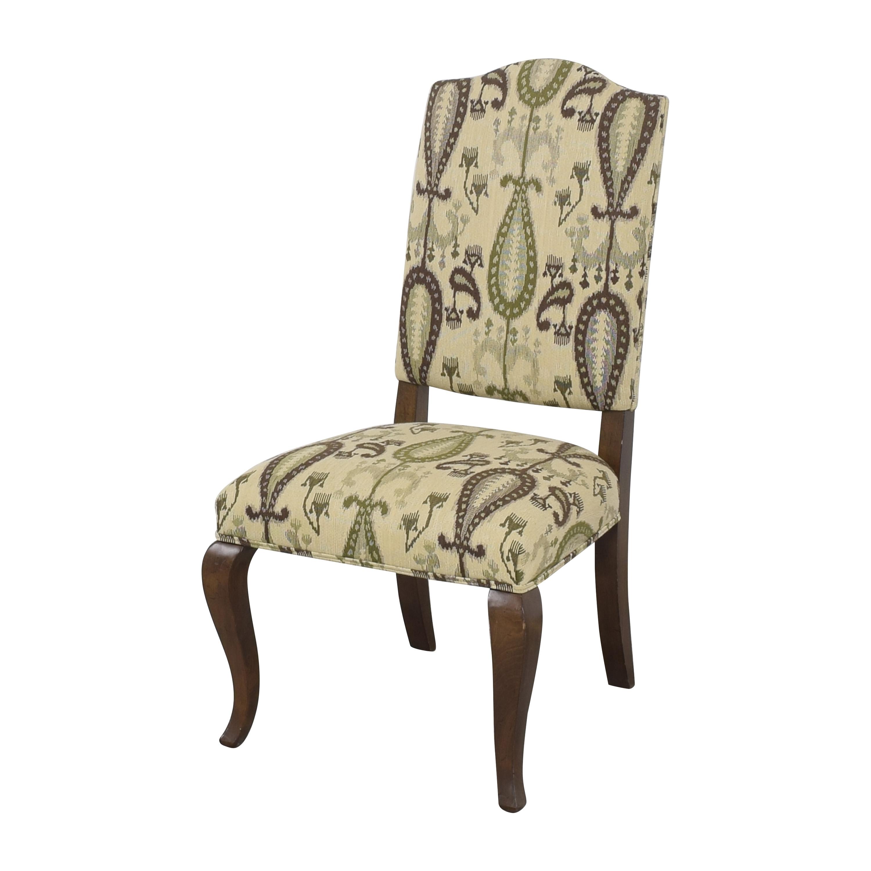 Ethan Allen Ethan Allen Hadley Cabriole-Leg Side Chair on sale