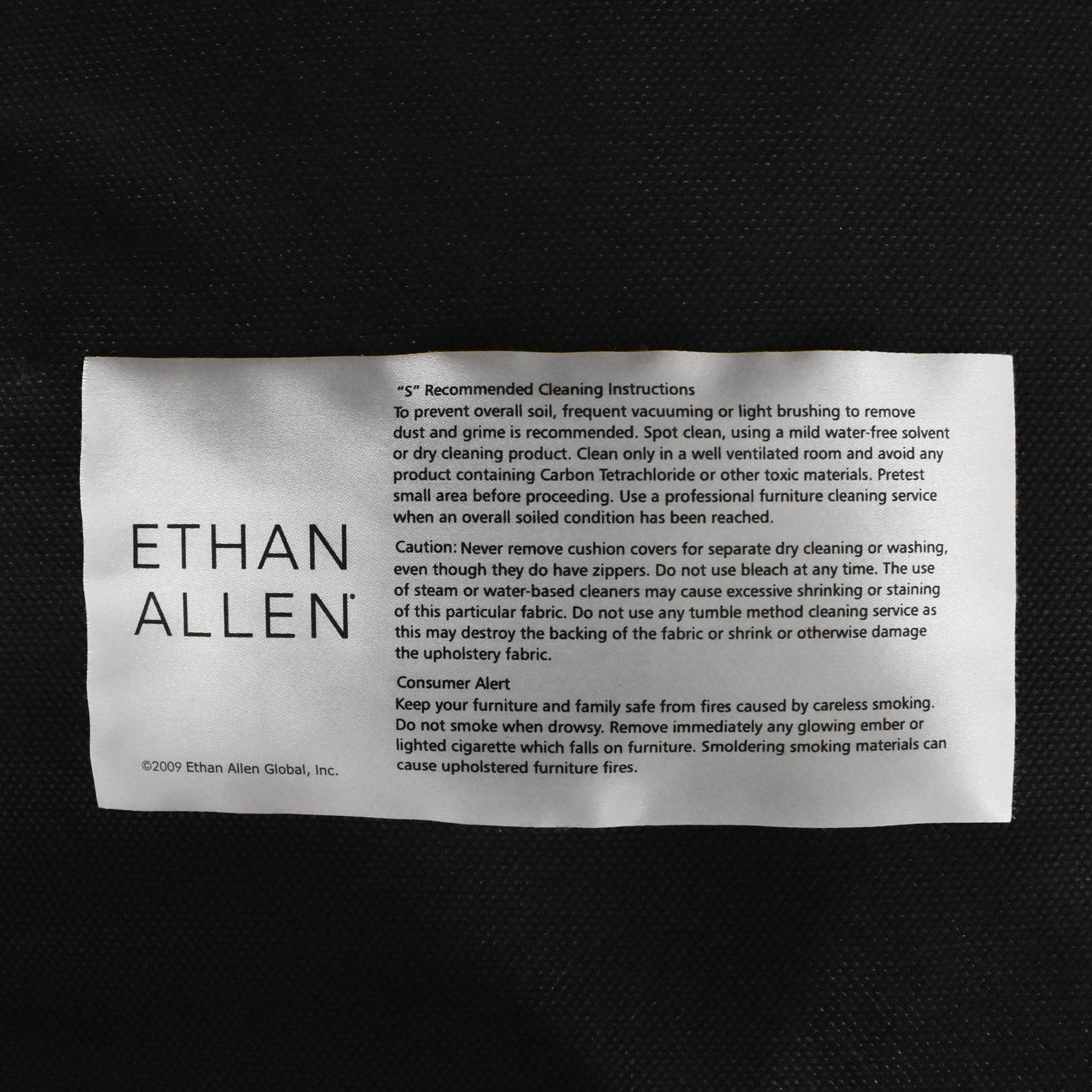 Ethan Allen Ethan Allen Hadley Cabriole-Leg Side Chair discount